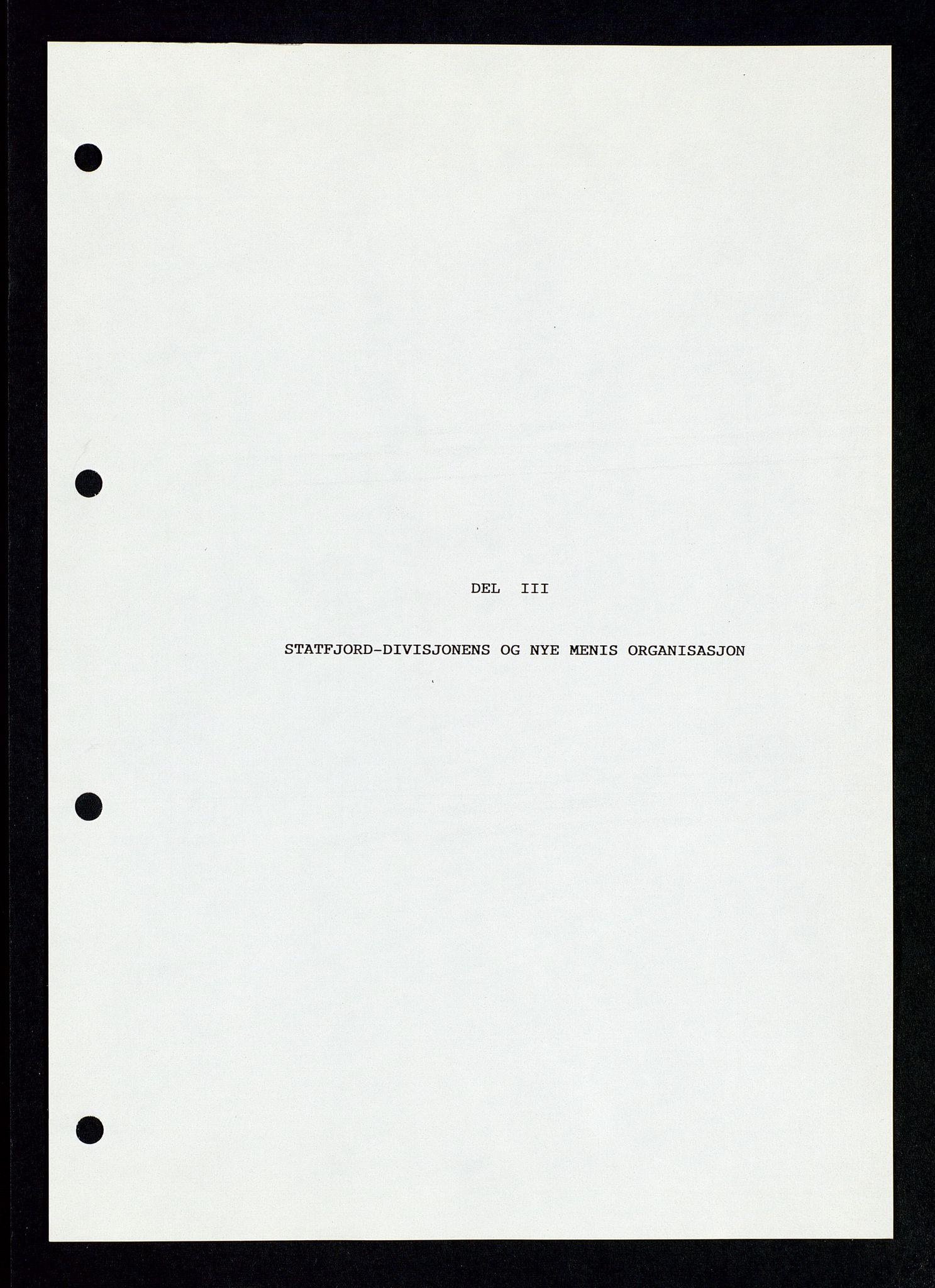 SAST, Pa 1339 - Statoil ASA, D/Dm/L0123: Rapporter, 1985-1988, s. 25
