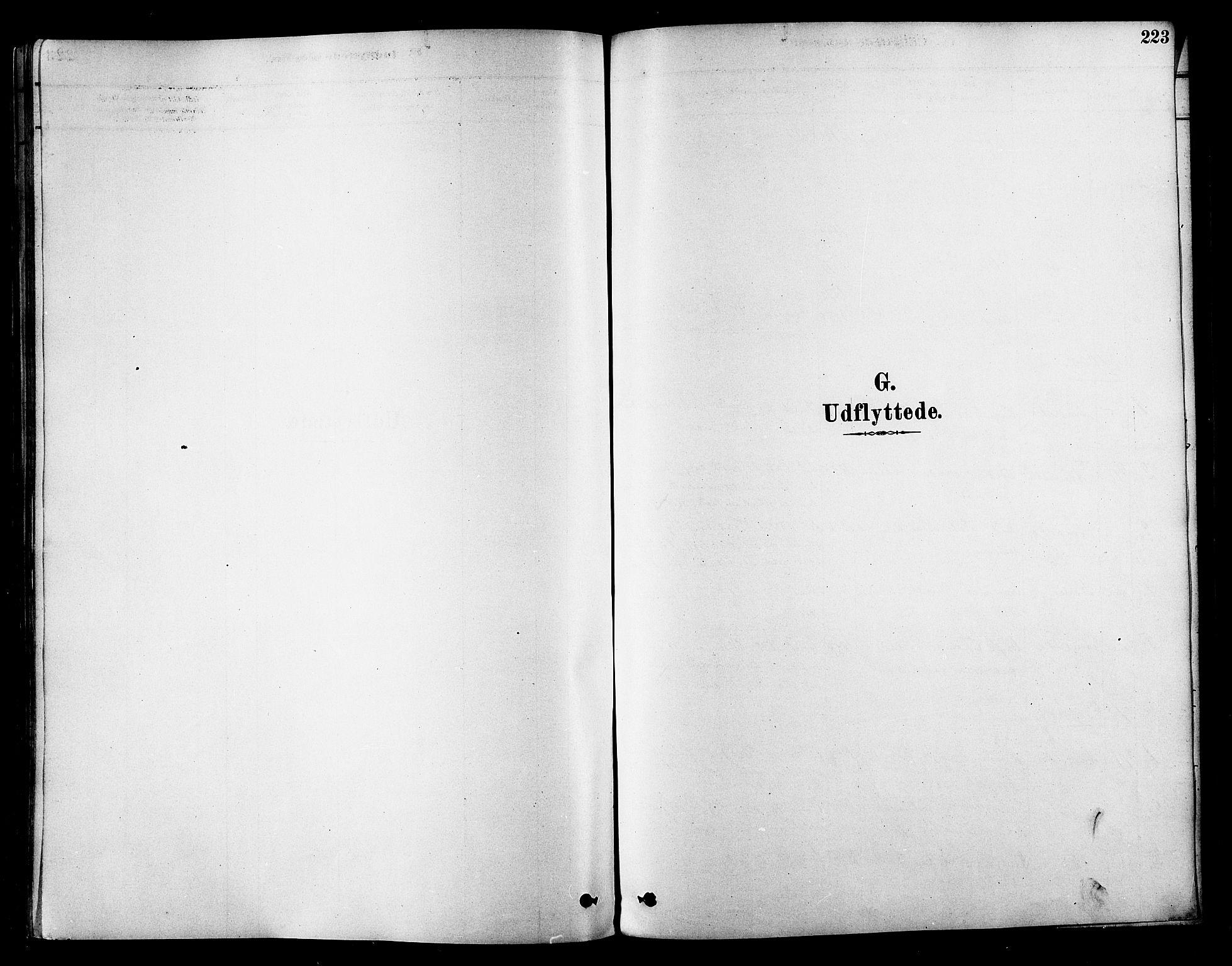 SATØ, Skjervøy sokneprestkontor, H/Ha/Haa/L0009kirke: Ministerialbok nr. 9, 1878-1887, s. 223