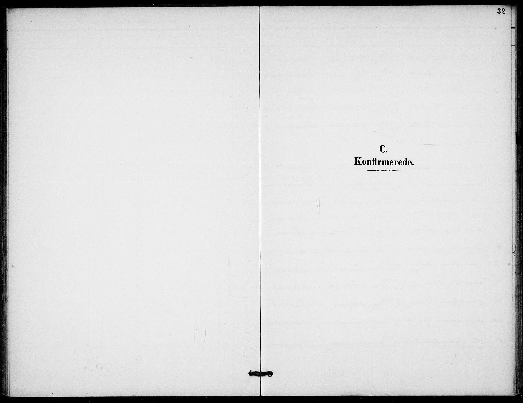 SAKO, Lunde kirkebøker, F/Fb/L0004: Ministerialbok nr. II 4, 1892-1907, s. 32