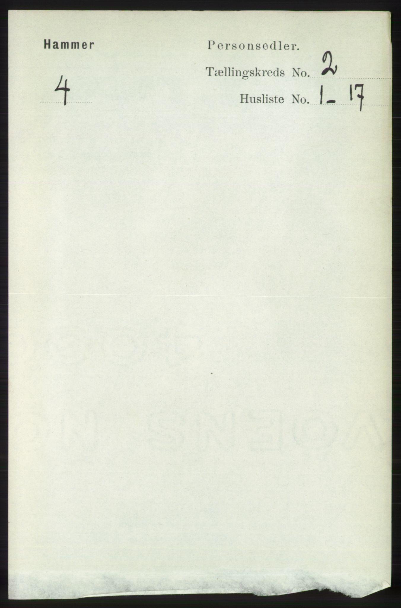 RA, Folketelling 1891 for 1254 Hamre herred, 1891, s. 224