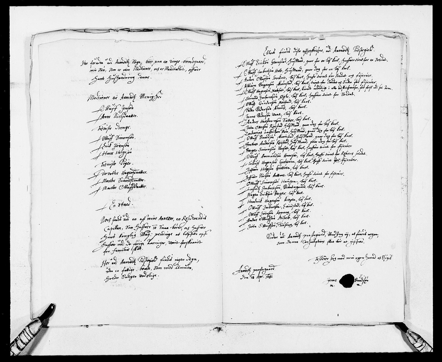 RA, Rentekammeret inntil 1814, Reviderte regnskaper, Fogderegnskap, R13/L0818: Fogderegnskap Solør, Odal og Østerdal, 1681, s. 241