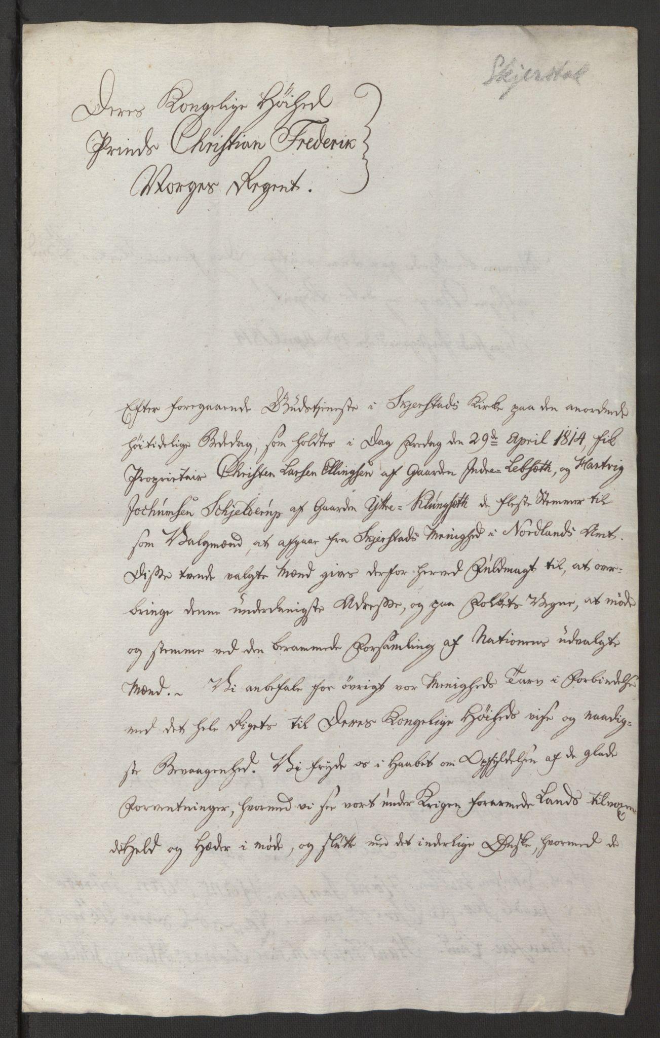 SAT, Nordland amt/fylke*, 1814, s. 42