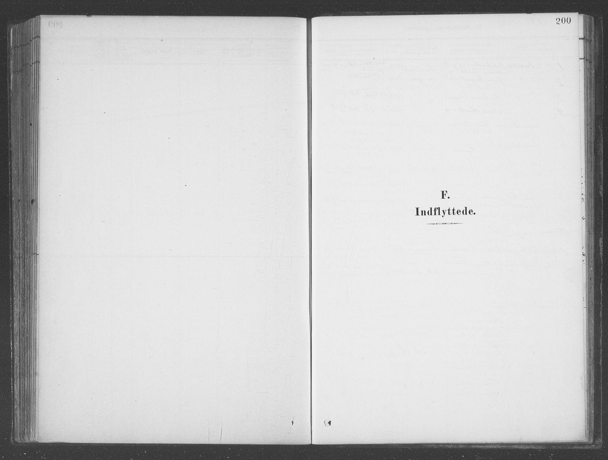 SAB, Aurland Sokneprestembete*, Ministerialbok nr. B  1, 1880-1909, s. 200