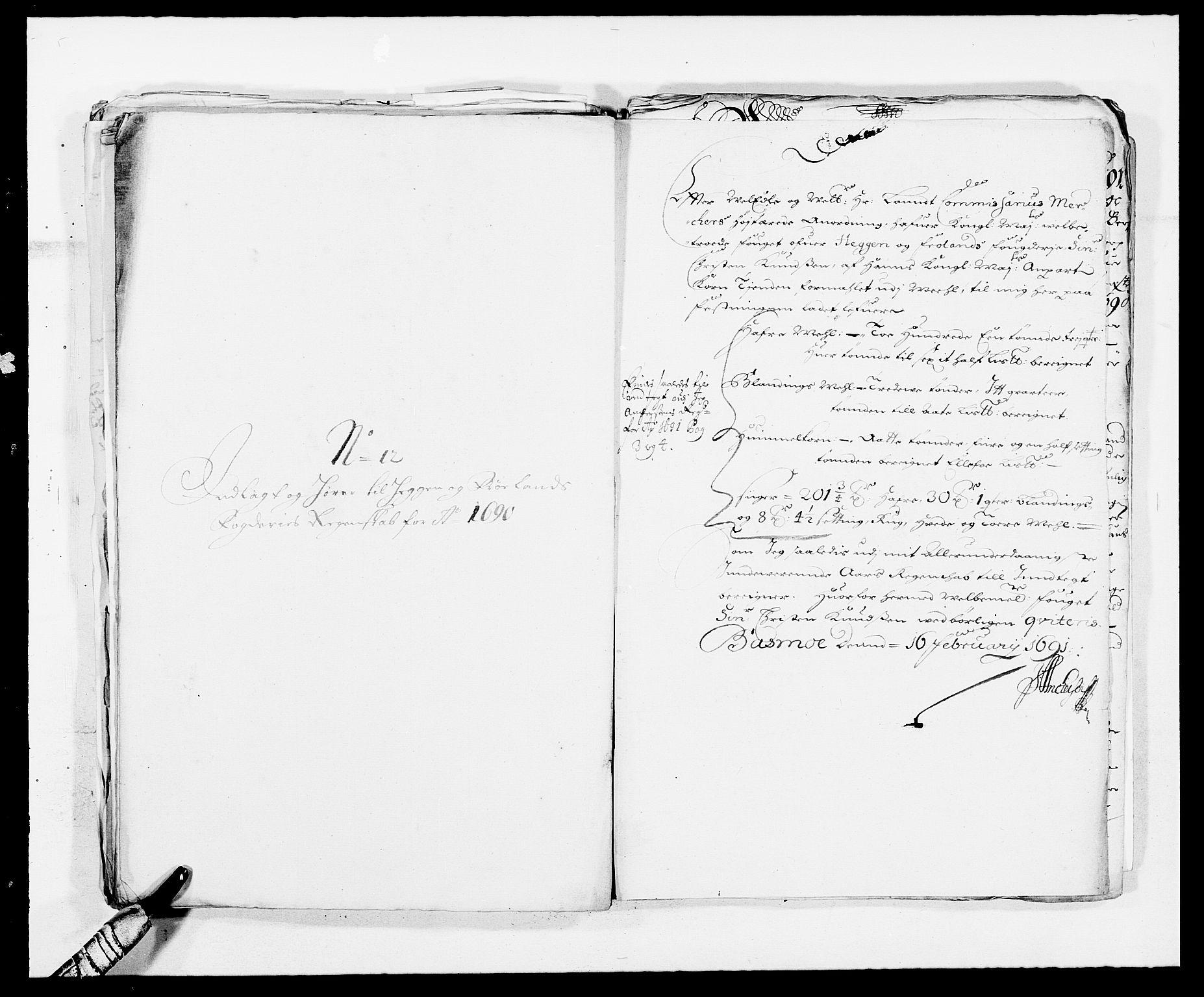 RA, Rentekammeret inntil 1814, Reviderte regnskaper, Fogderegnskap, R06/L0282: Fogderegnskap Heggen og Frøland, 1687-1690, s. 284