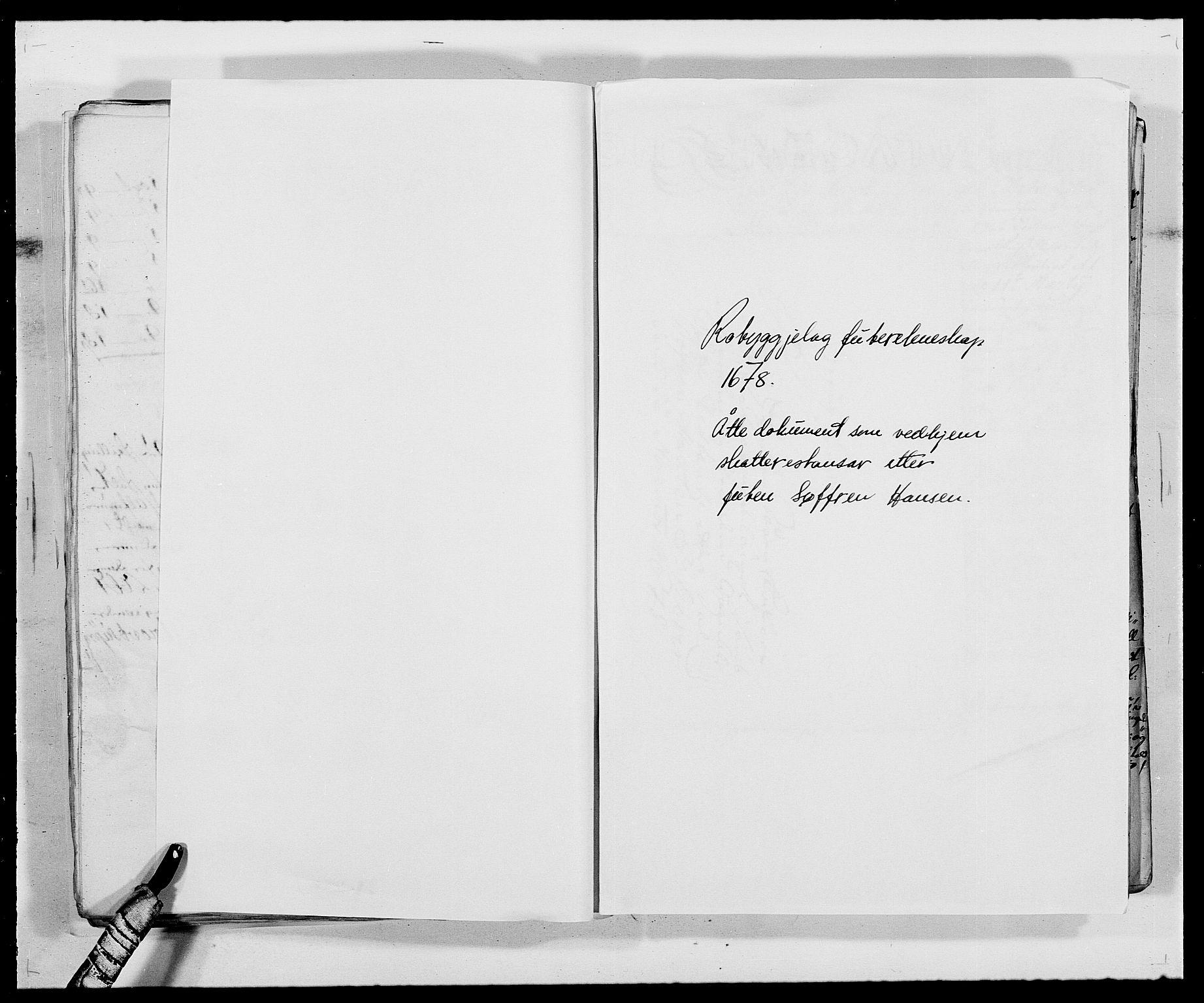 RA, Rentekammeret inntil 1814, Reviderte regnskaper, Fogderegnskap, R40/L2435: Fogderegnskap Råbyggelag, 1677-1678, s. 434