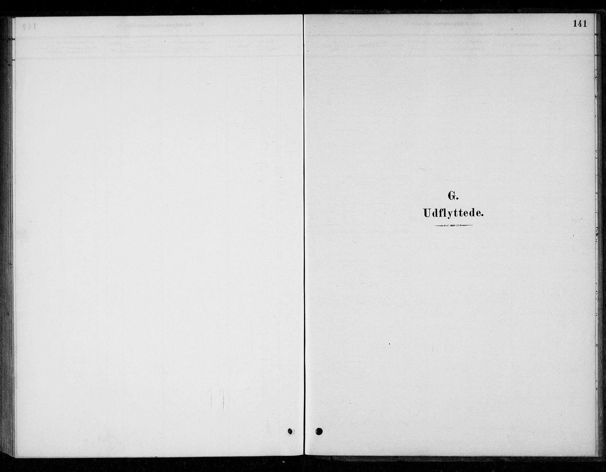 SAT, Ministerialprotokoller, klokkerbøker og fødselsregistre - Sør-Trøndelag, 670/L0836: Ministerialbok nr. 670A01, 1879-1904, s. 141