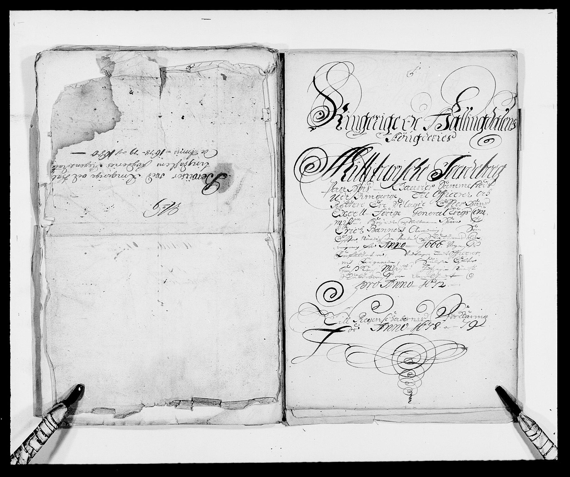 RA, Rentekammeret inntil 1814, Reviderte regnskaper, Fogderegnskap, R21/L1443: Fogderegnskap Ringerike og Hallingdal, 1678-1680, s. 385