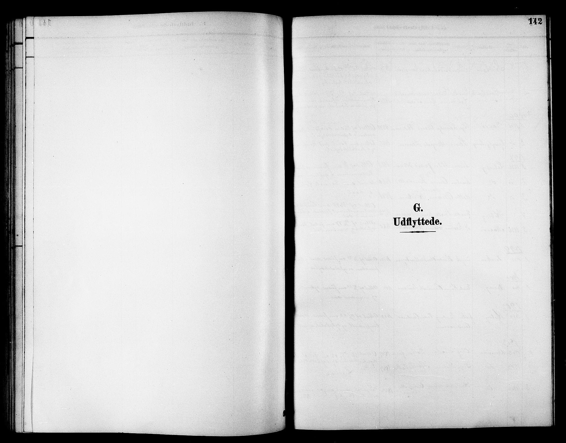 SATØ, Tana sokneprestkontor, H/Hb/L0006klokker: Klokkerbok nr. 6, 1892-1909, s. 142