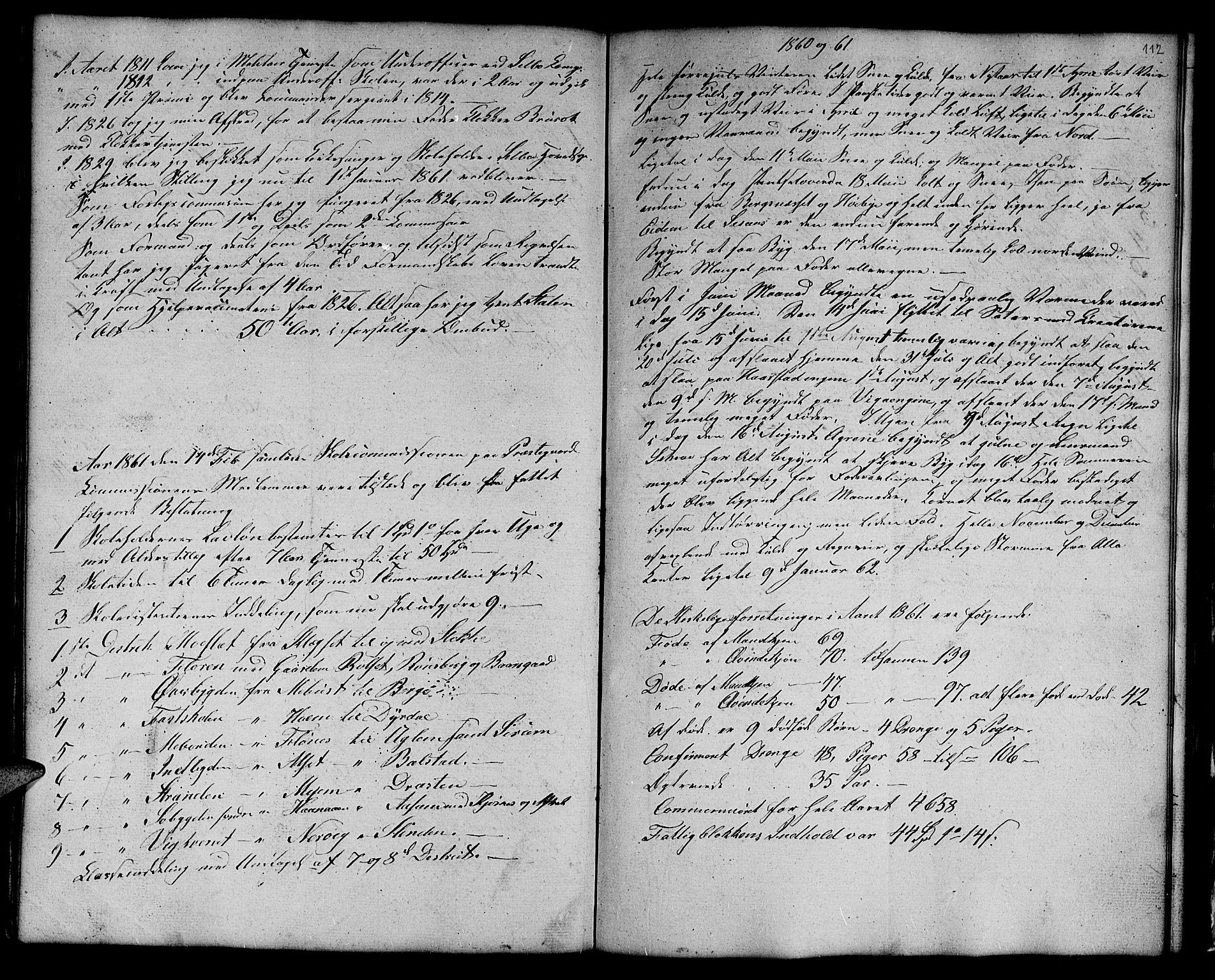 SAT, Ministerialprotokoller, klokkerbøker og fødselsregistre - Sør-Trøndelag, 695/L1154: Klokkerbok nr. 695C05, 1842-1858, s. 112