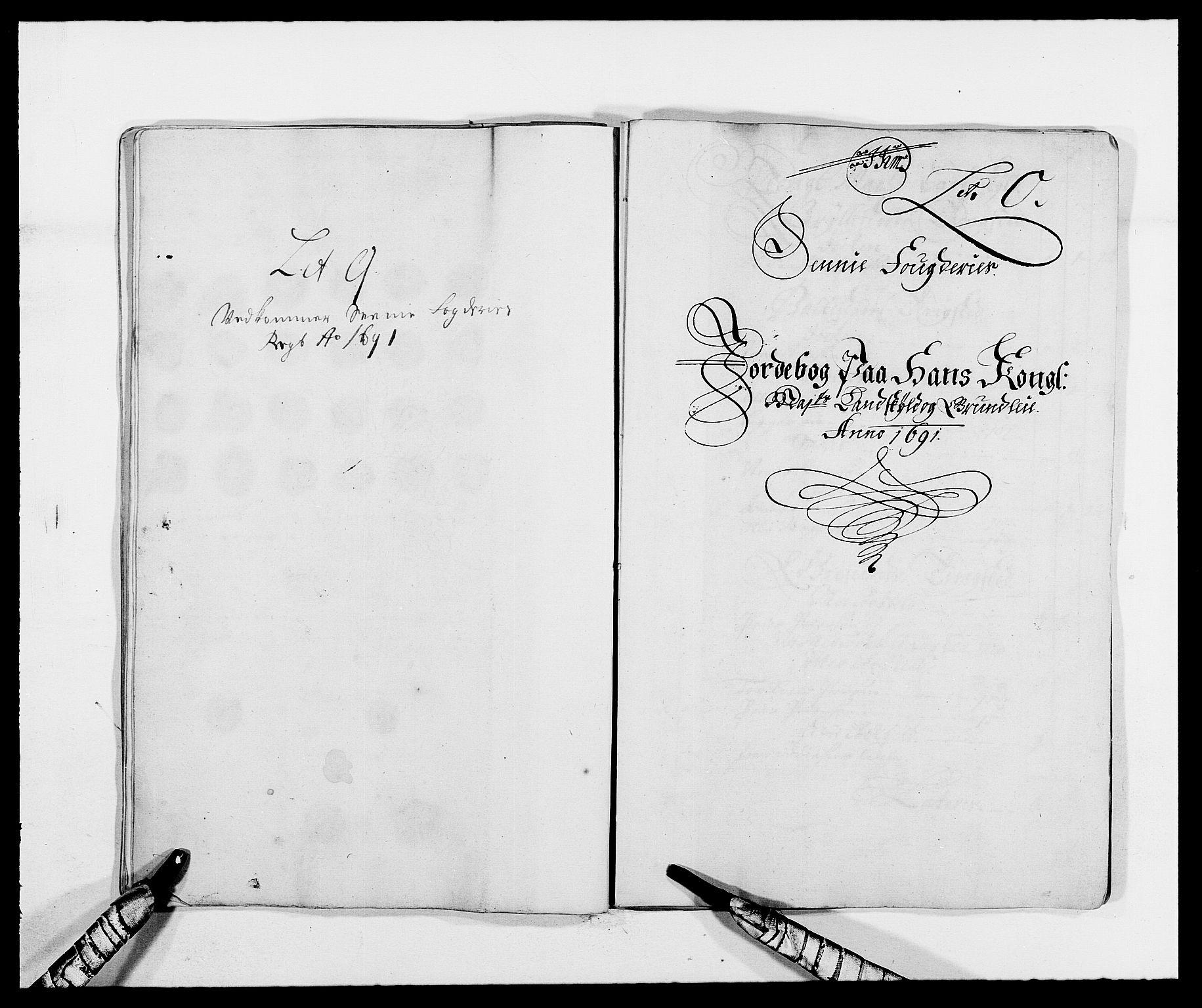 RA, Rentekammeret inntil 1814, Reviderte regnskaper, Fogderegnskap, R68/L4752: Fogderegnskap Senja og Troms, 1691-1693, s. 90