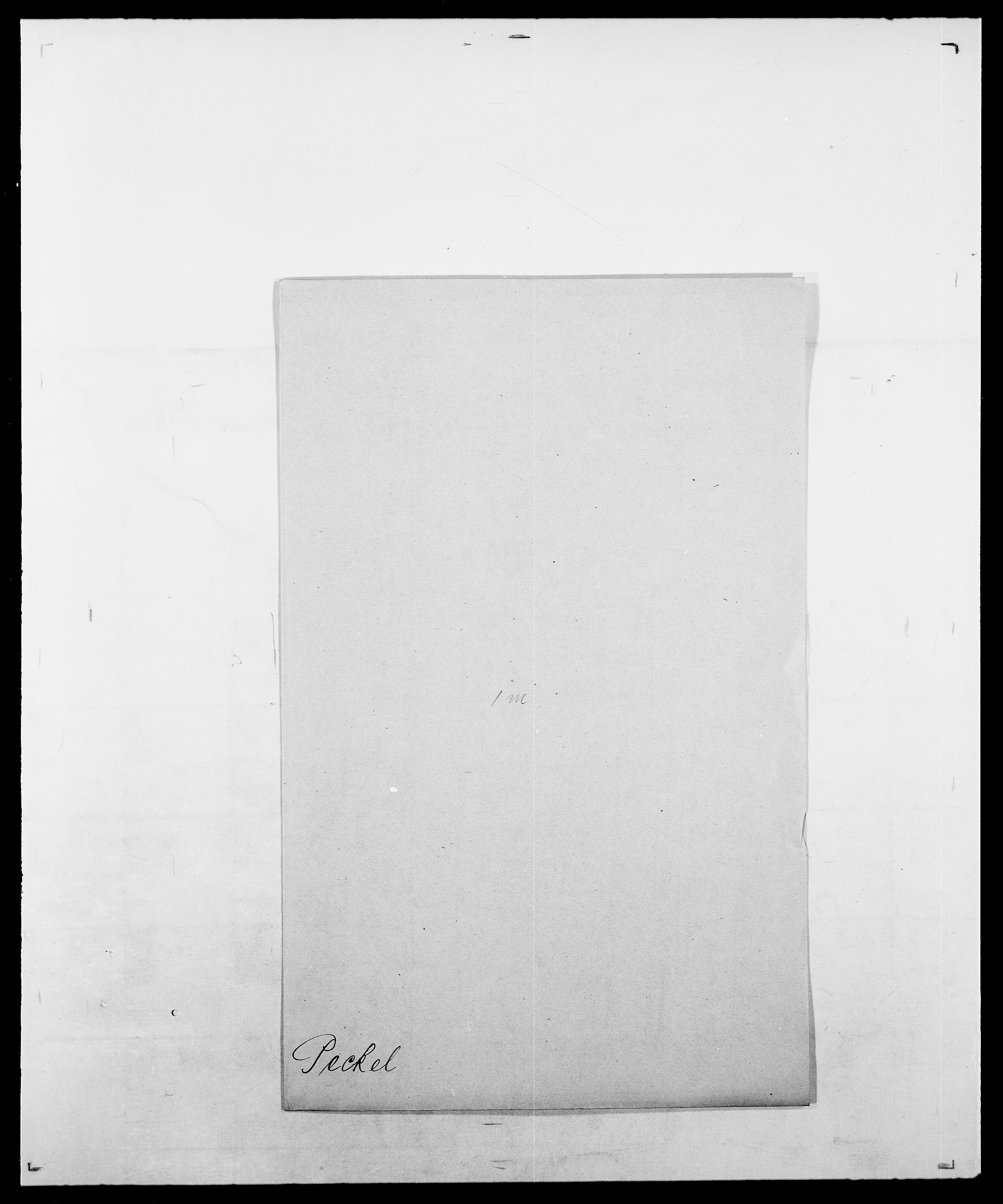 SAO, Delgobe, Charles Antoine - samling, D/Da/L0030: Paars - Pittelkov, s. 268