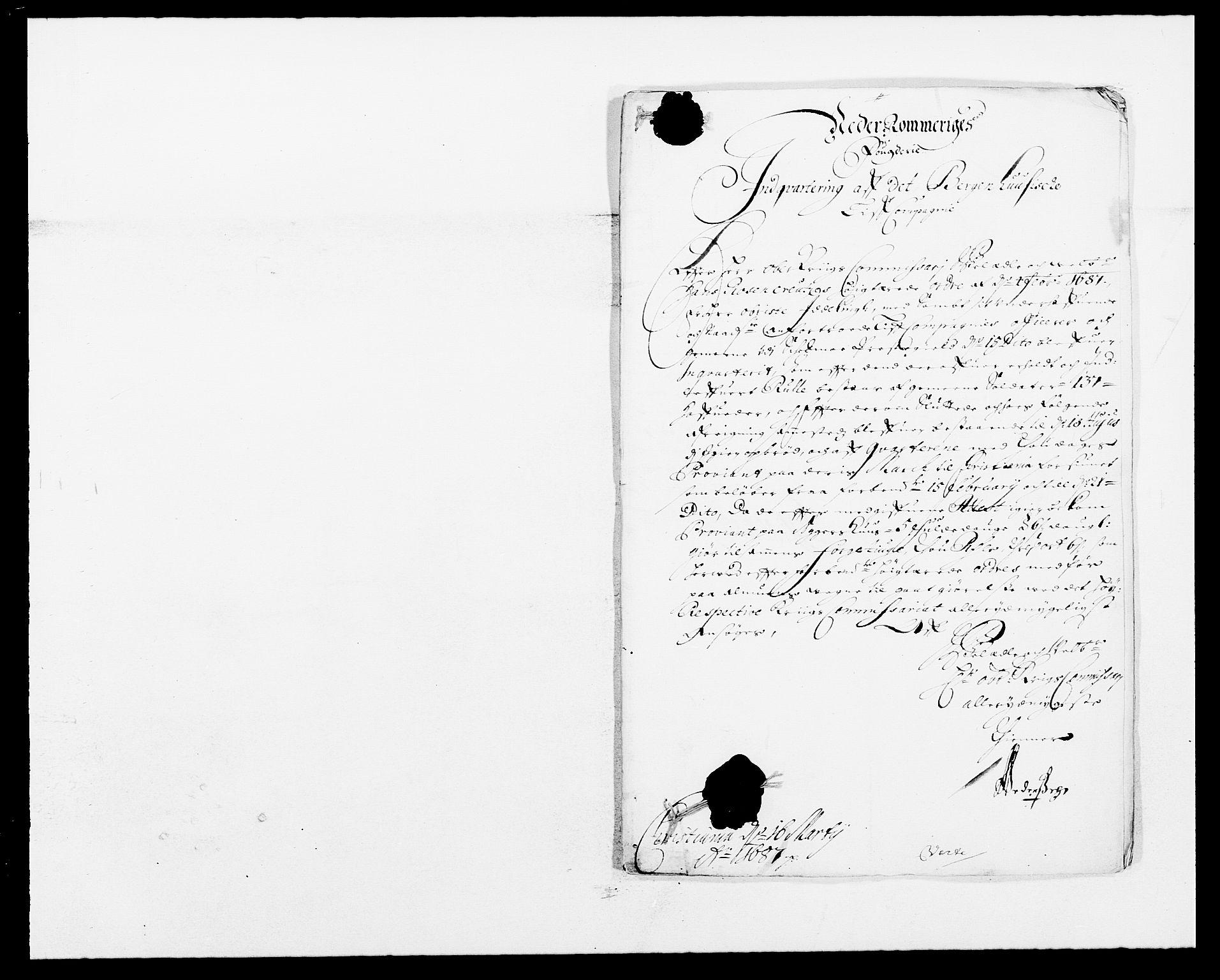RA, Rentekammeret inntil 1814, Reviderte regnskaper, Fogderegnskap, R11/L0572: Fogderegnskap Nedre Romerike, 1686-1687, s. 434