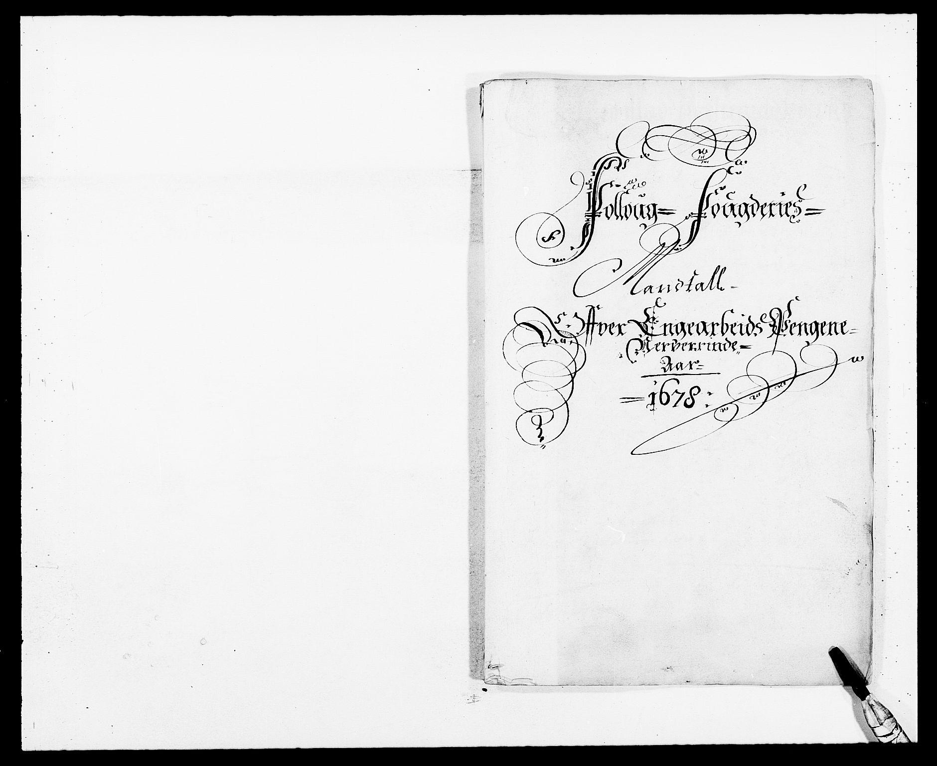 RA, Rentekammeret inntil 1814, Reviderte regnskaper, Fogderegnskap, R09/L0427: Fogderegnskap Follo, 1678, s. 154