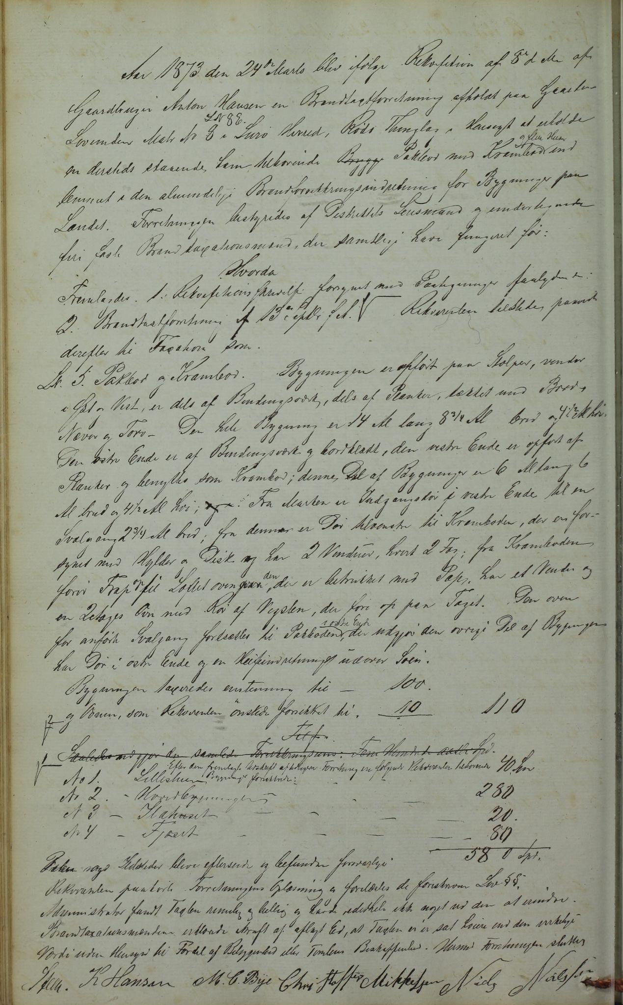 AIN, Lurøy kommune. Formannskapet, 100/L0001: Møtebok, 1836-1898, s. 67b
