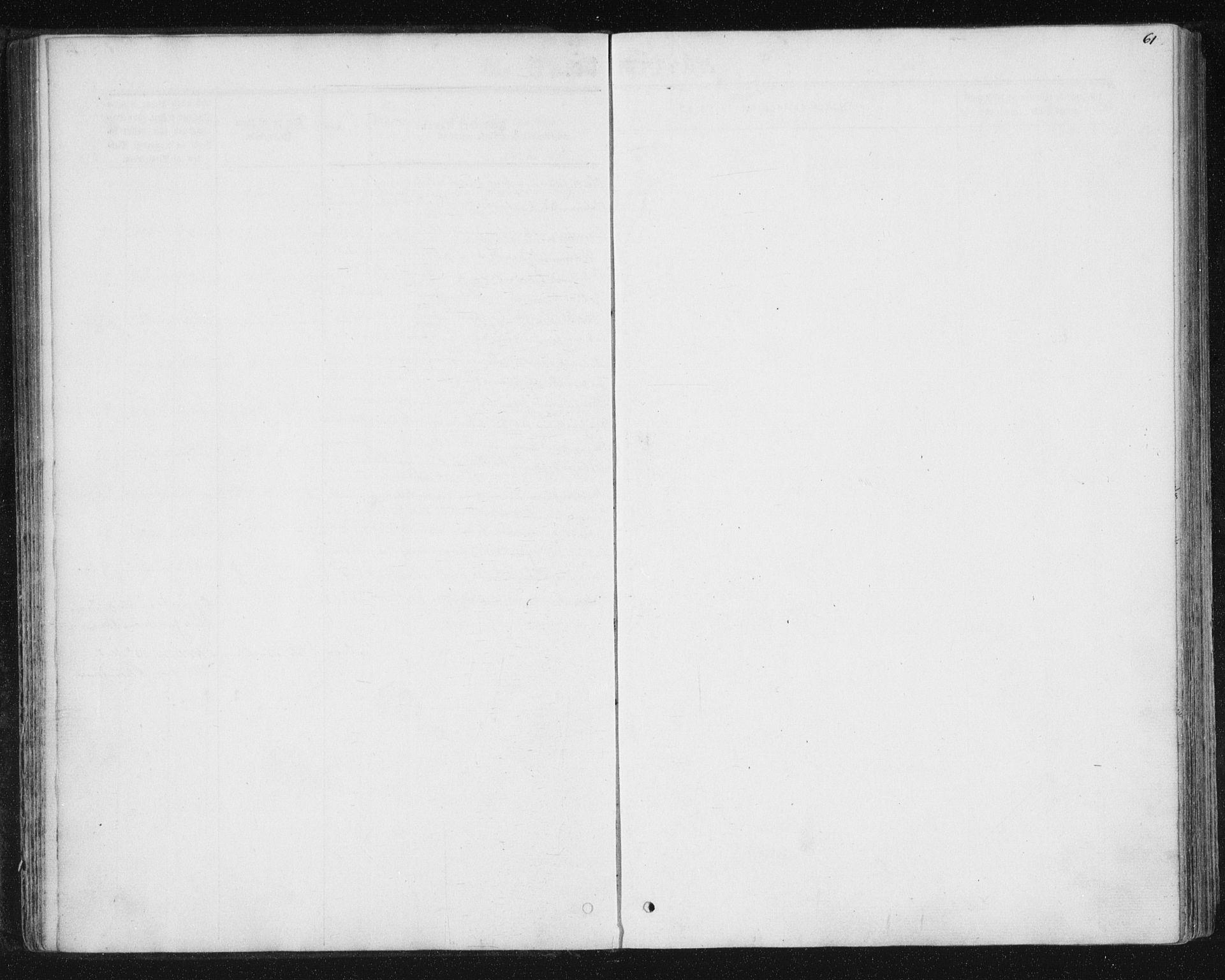 SAT, Ministerialprotokoller, klokkerbøker og fødselsregistre - Nord-Trøndelag, 788/L0696: Ministerialbok nr. 788A03, 1863-1877, s. 61
