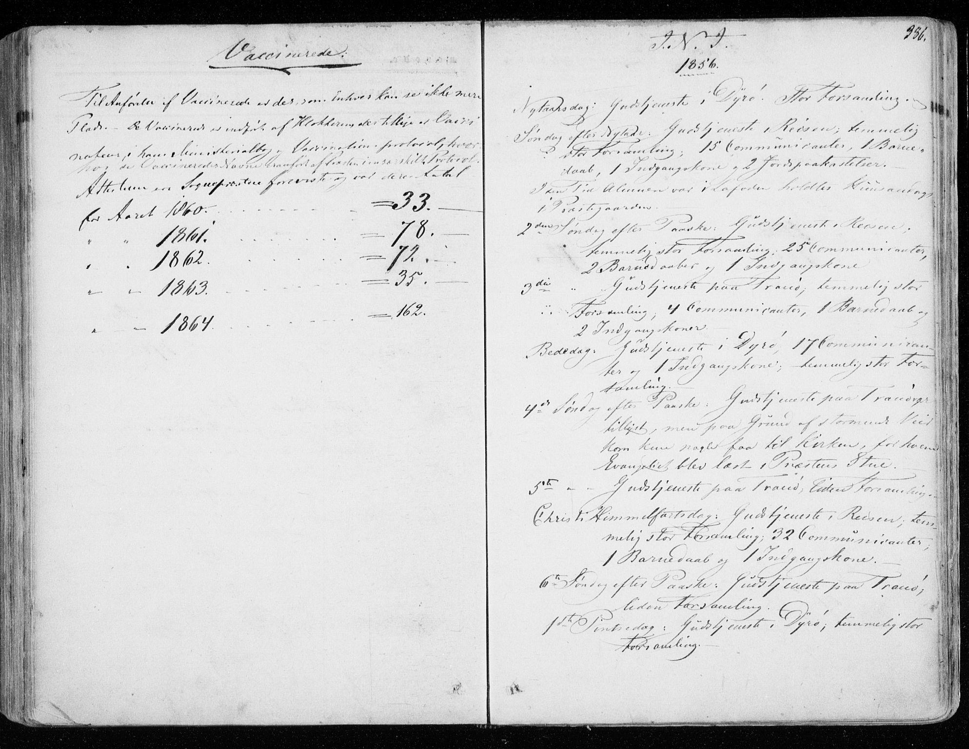 SATØ, Tranøy sokneprestkontor, I/Ia/Iaa/L0007kirke: Ministerialbok nr. 7, 1856-1866, s. 386