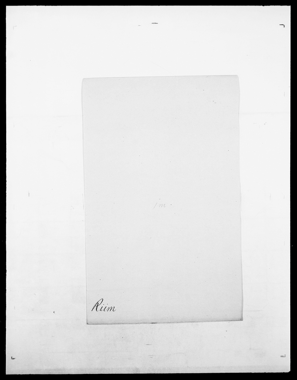 SAO, Delgobe, Charles Antoine - samling, D/Da/L0032: Rabakovsky - Rivertz, s. 602
