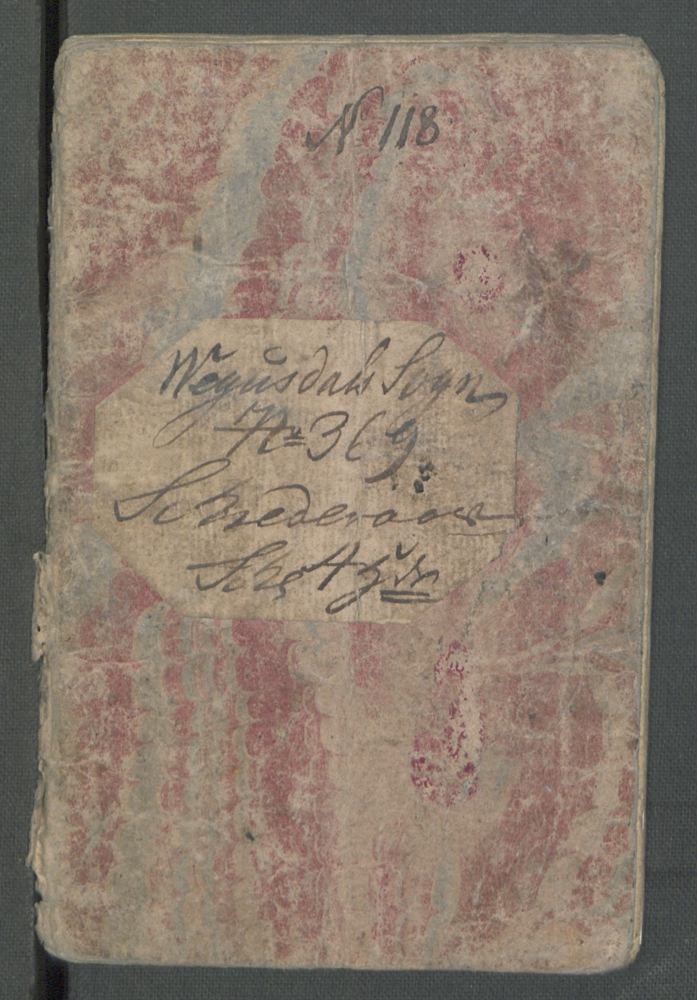 RA, Rentekammeret inntil 1814, Realistisk ordnet avdeling, Od/L0001: Oppløp, 1786-1769, s. 155
