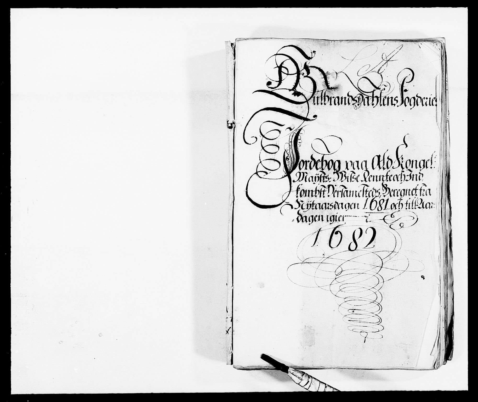 RA, Rentekammeret inntil 1814, Reviderte regnskaper, Fogderegnskap, R17/L1155: Fogderegnskap Gudbrandsdal, 1681, s. 17