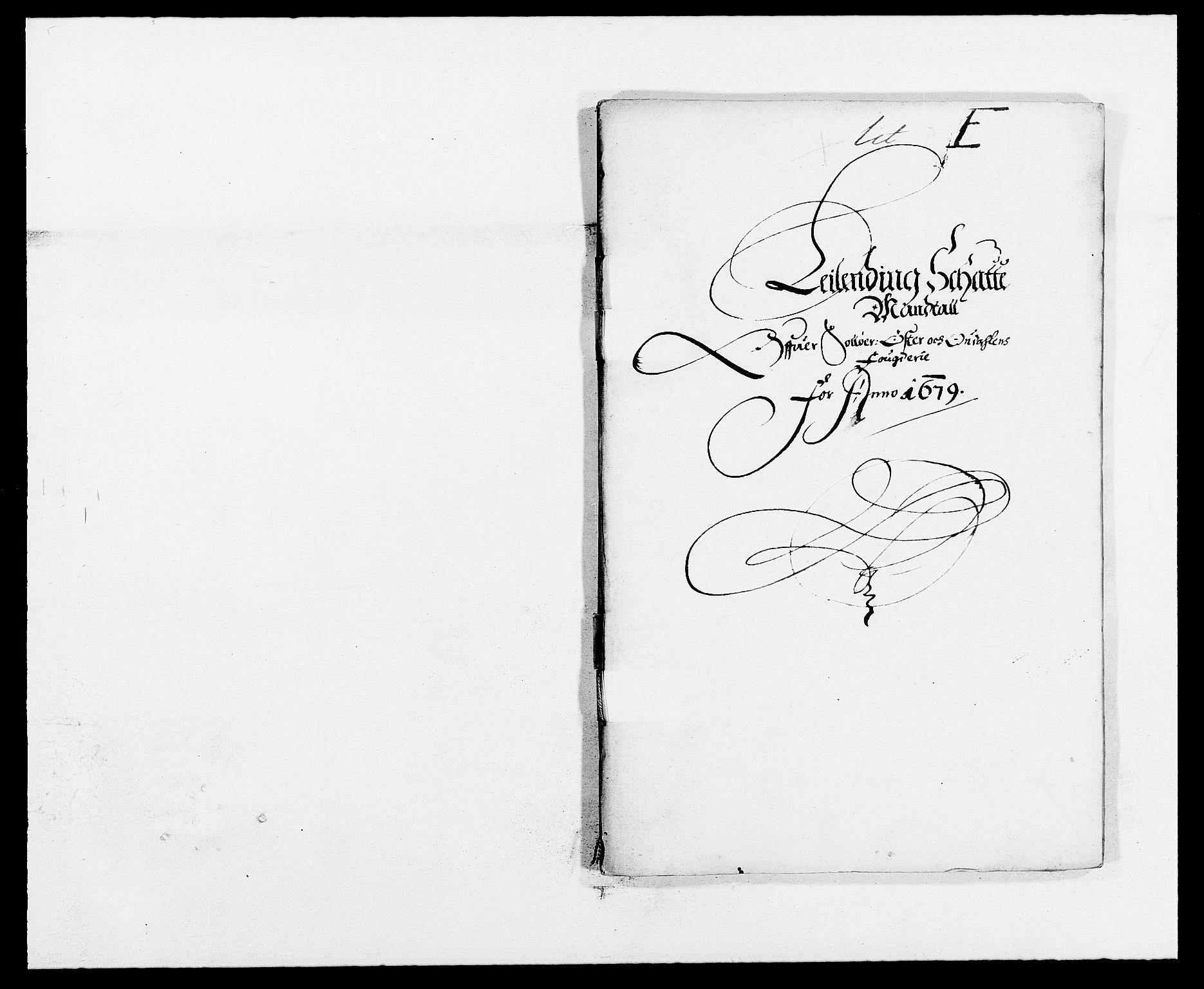 RA, Rentekammeret inntil 1814, Reviderte regnskaper, Fogderegnskap, R13/L0816: Fogderegnskap Solør, Odal og Østerdal, 1679, s. 191