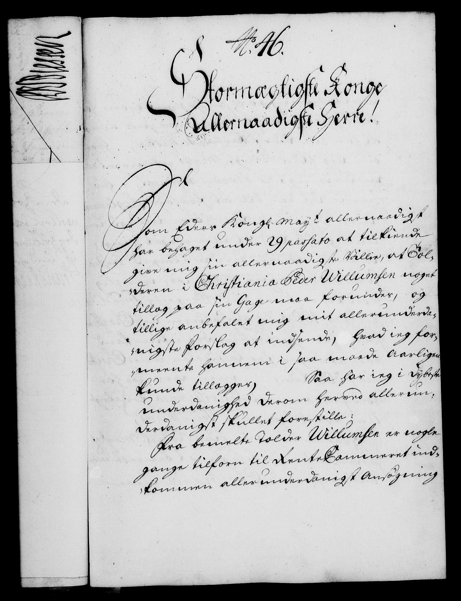 RA, Rentekammeret, Kammerkanselliet, G/Gf/Gfa/L0016: Norsk relasjons- og resolusjonsprotokoll (merket RK 52.16), 1733, s. 297