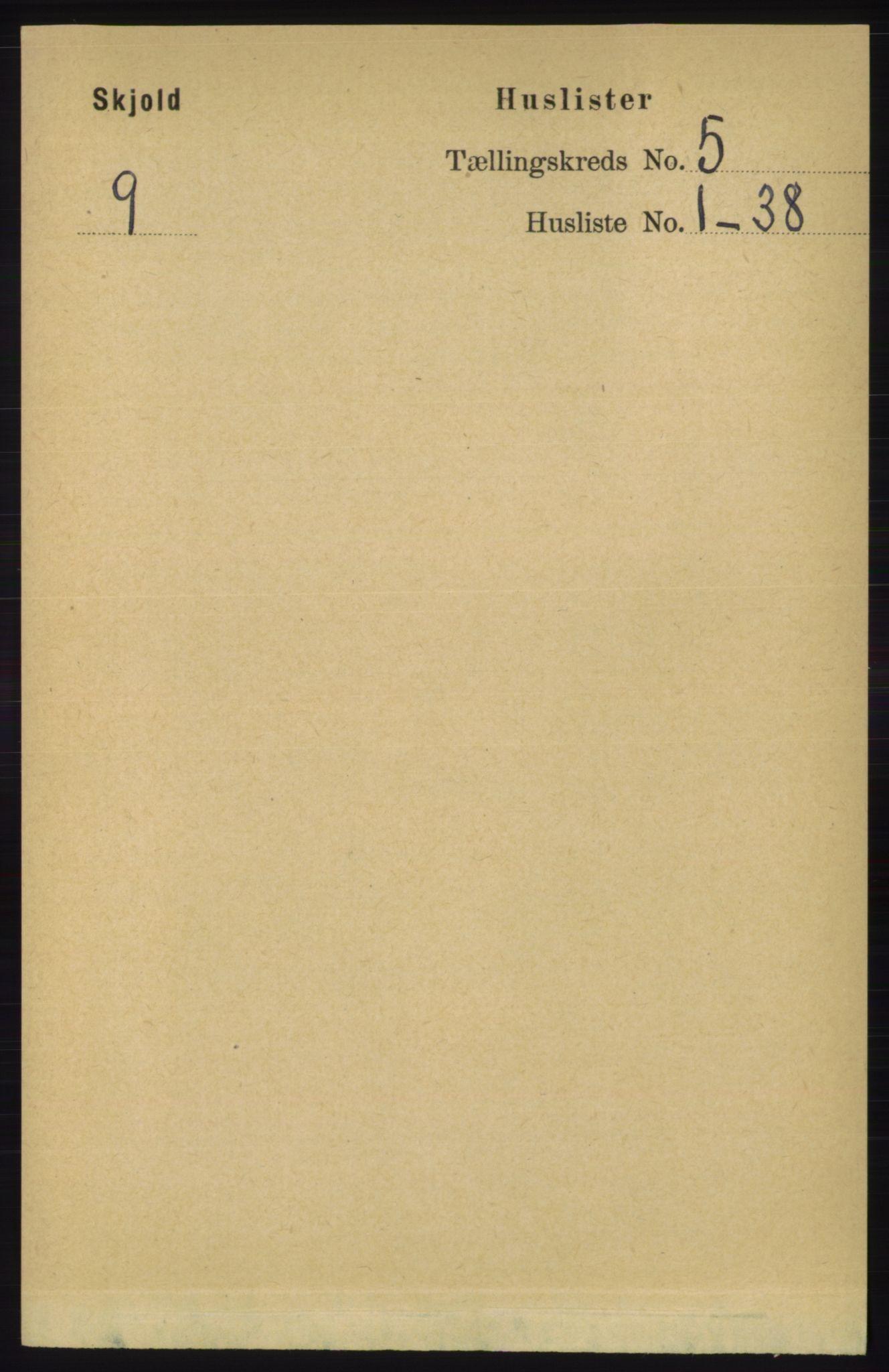 RA, Folketelling 1891 for 1154 Skjold herred, 1891, s. 728
