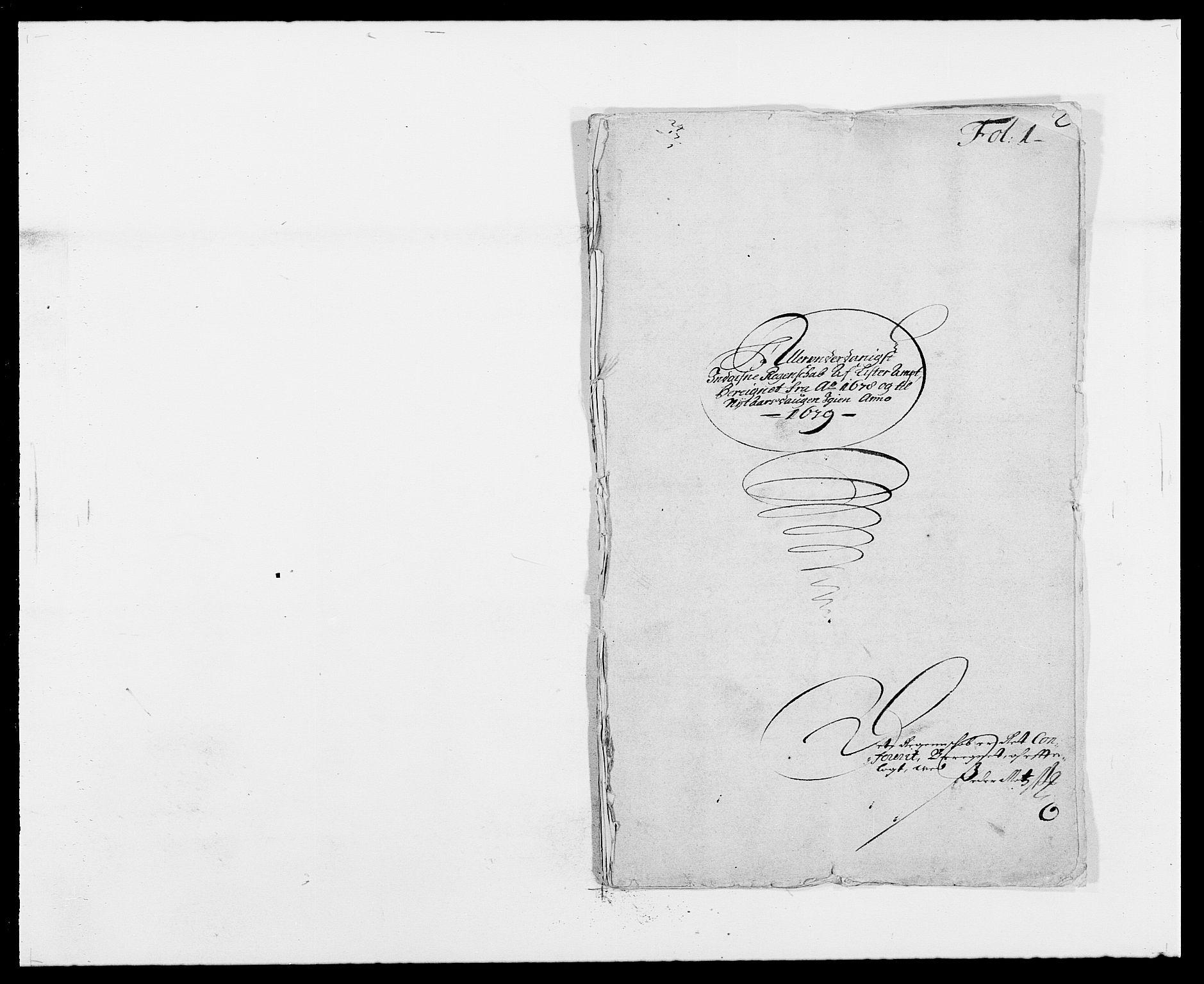 RA, Rentekammeret inntil 1814, Reviderte regnskaper, Fogderegnskap, R41/L2530: Fogderegnskap Lista, 1677-1679, s. 164