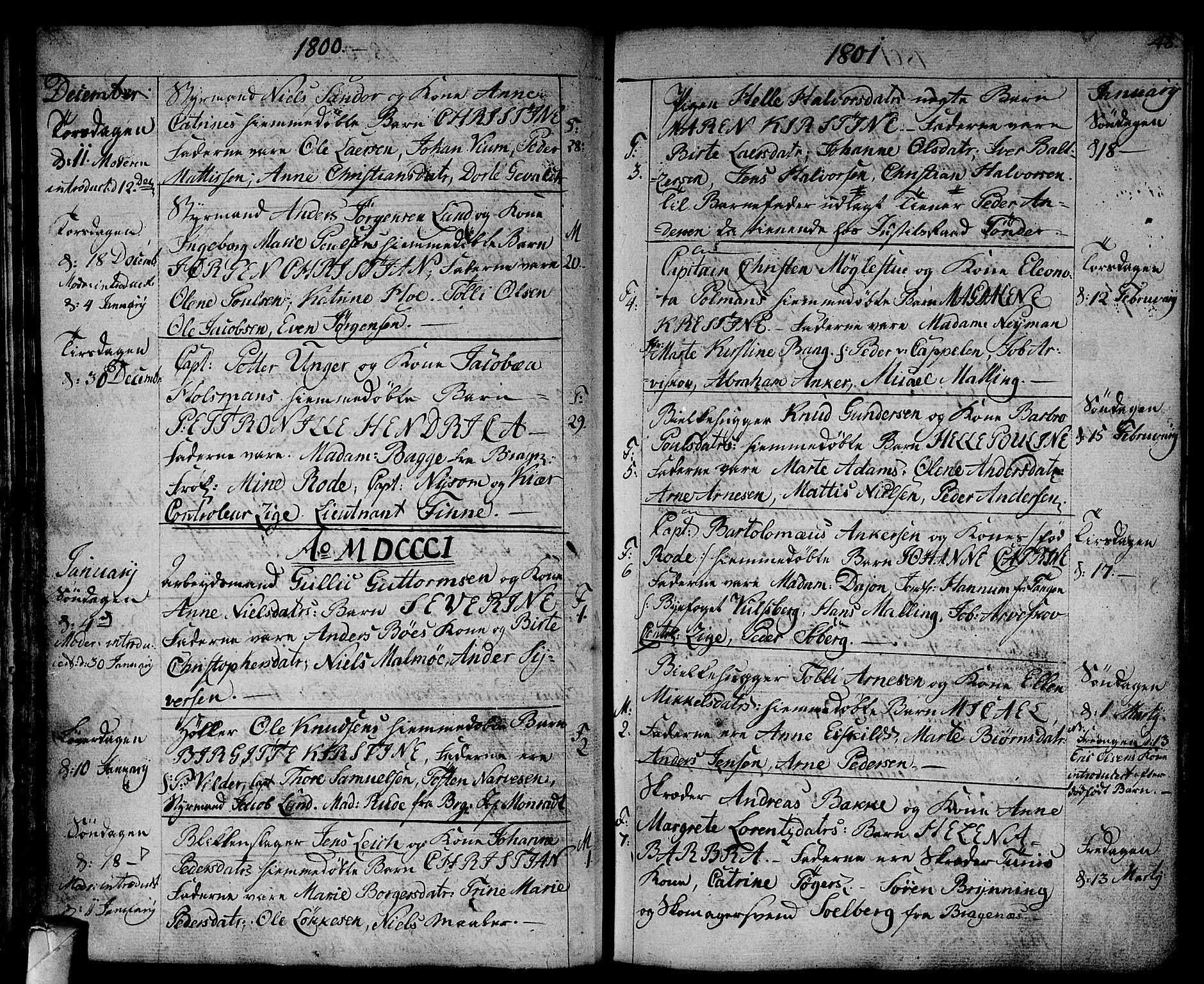SAKO, Strømsø kirkebøker, F/Fa/L0010: Ministerialbok nr. I 10, 1792-1822, s. 48