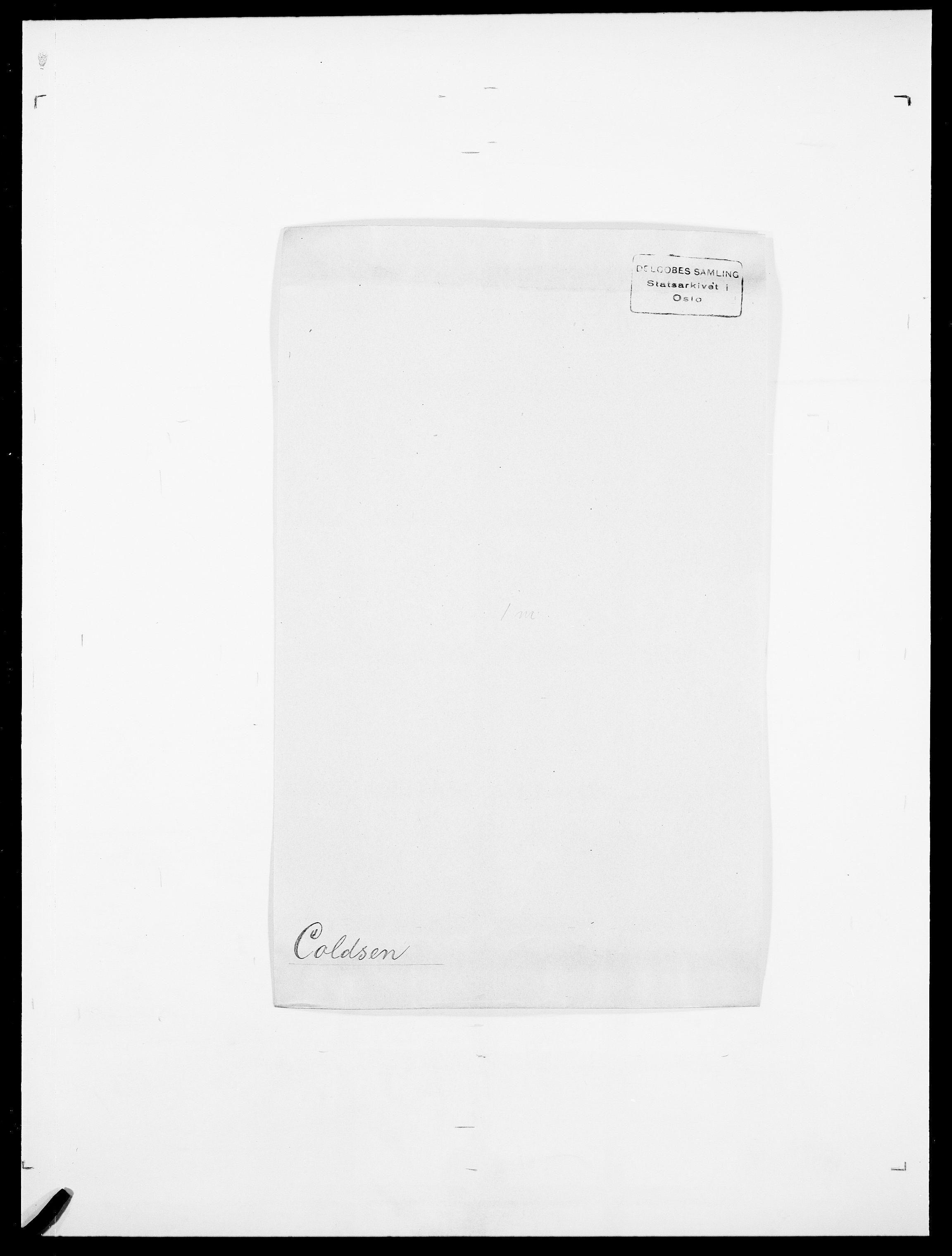 SAO, Delgobe, Charles Antoine - samling, D/Da/L0008: Capjon - Dagenbolt, s. 473