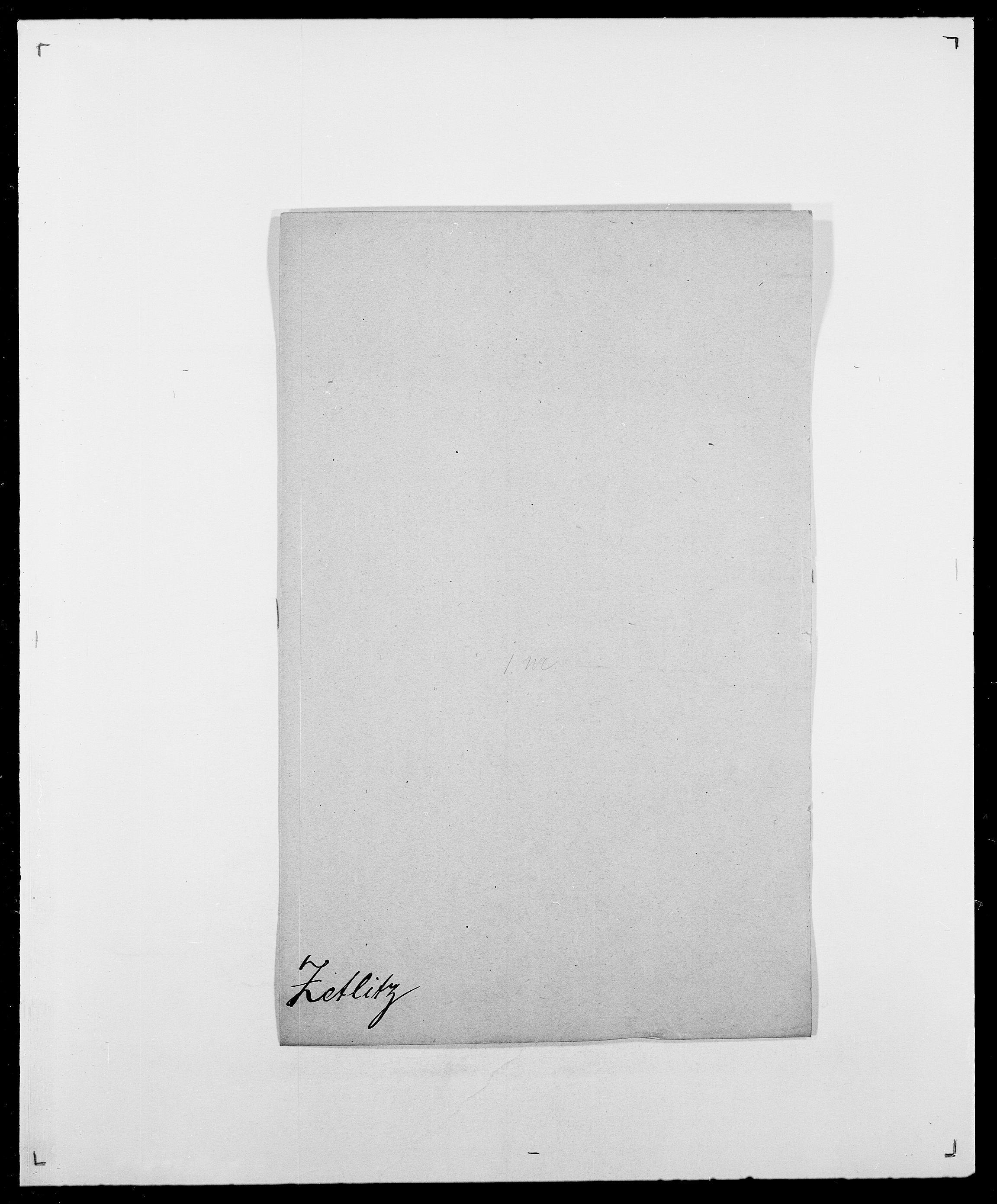 SAO, Delgobe, Charles Antoine - samling, D/Da/L0043: Wulfsberg - v. Zanten, s. 108