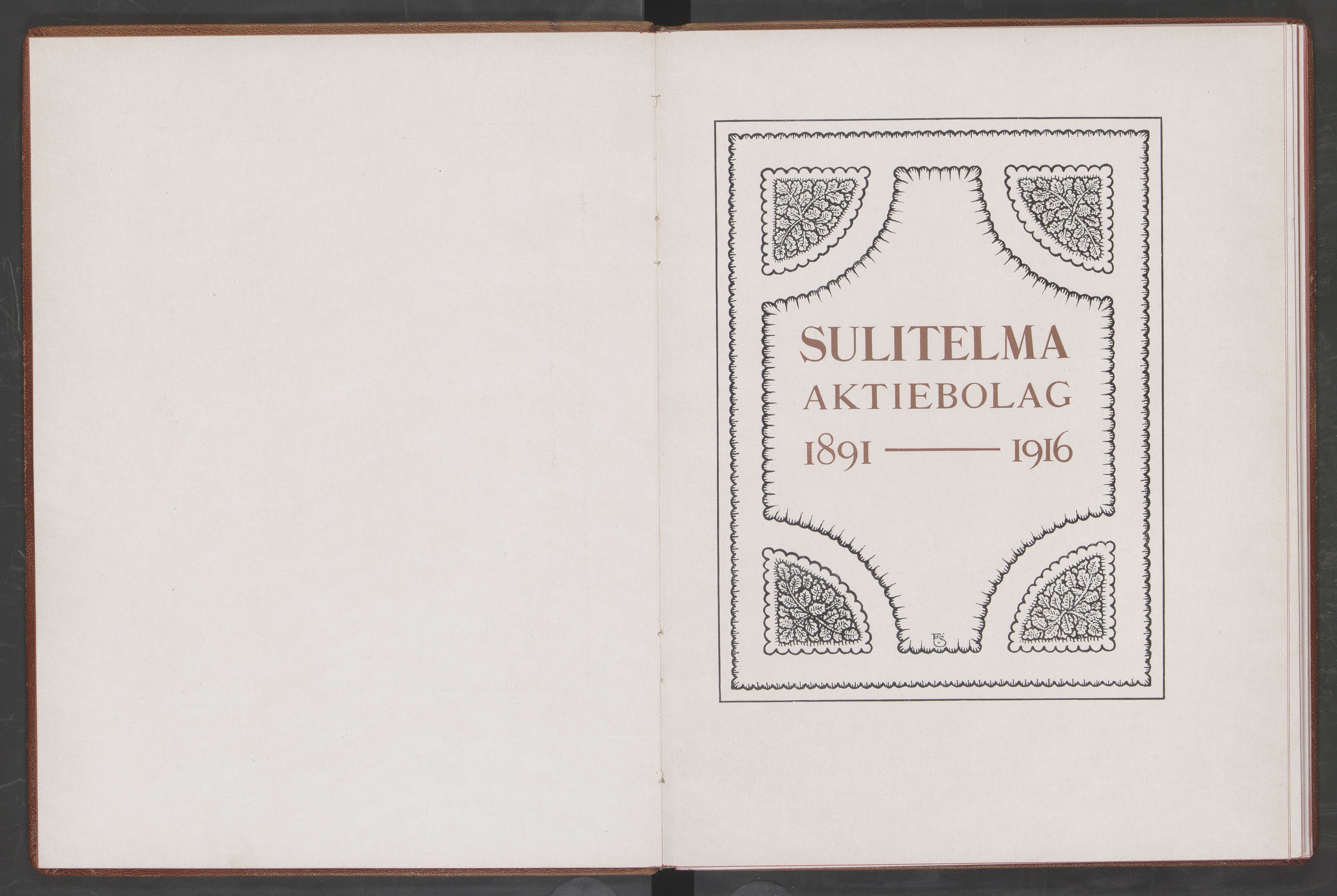 AIN, A/S Sulitjelma Gruber, X/Xa, 1891-1916