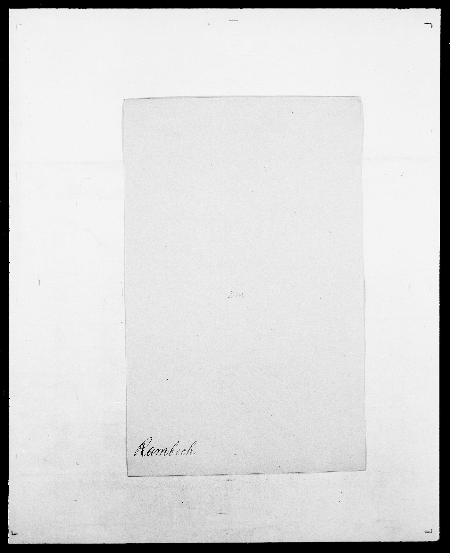 SAO, Delgobe, Charles Antoine - samling, D/Da/L0032: Rabakovsky - Rivertz, s. 55