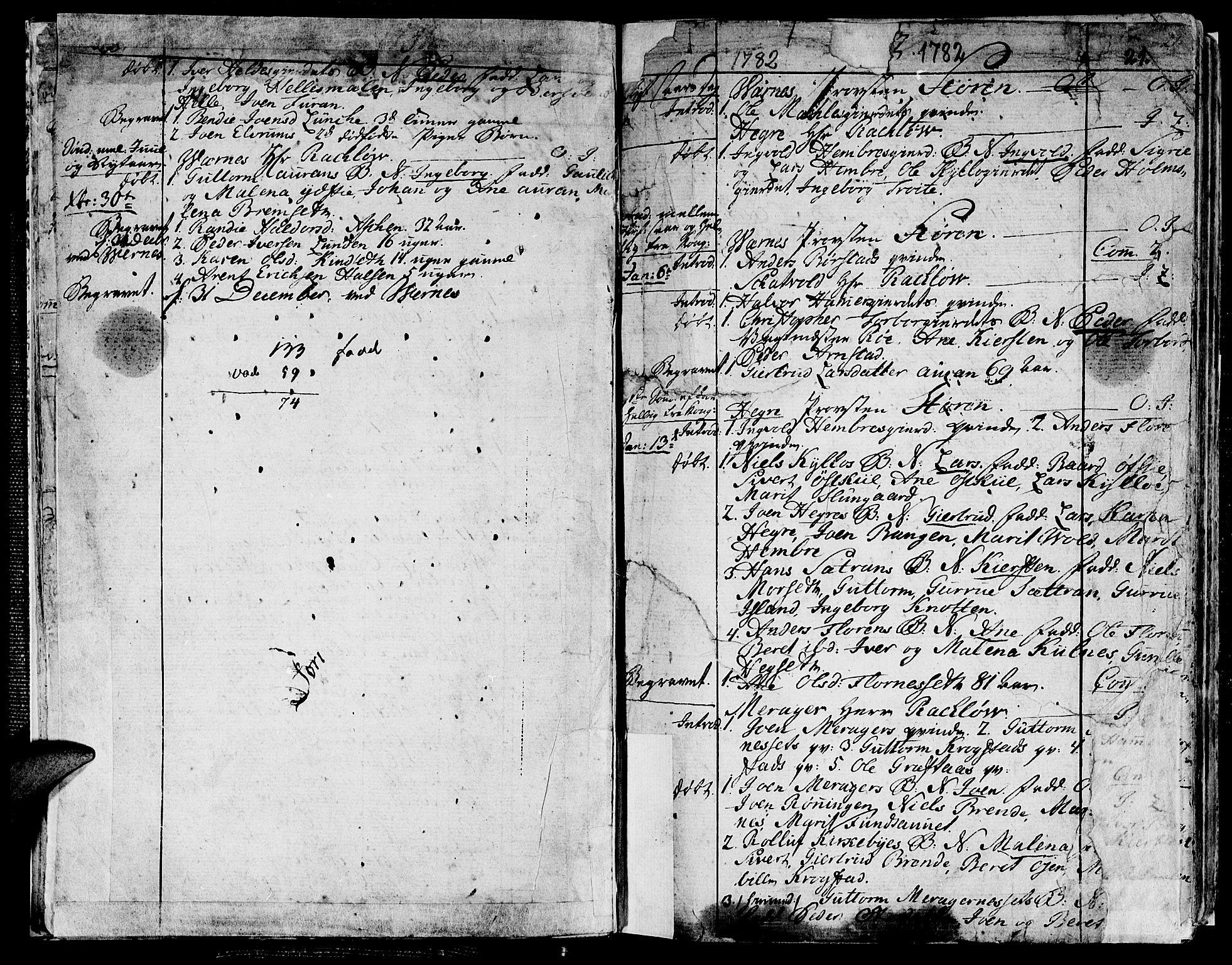 SAT, Ministerialprotokoller, klokkerbøker og fødselsregistre - Nord-Trøndelag, 709/L0059: Ministerialbok nr. 709A06, 1781-1797, s. 20-21