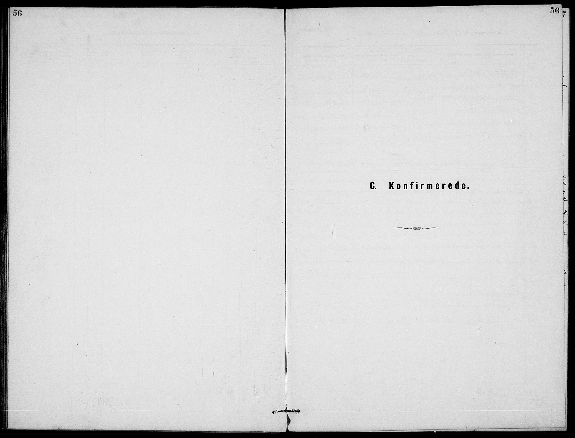 SAKO, Rjukan kirkebøker, G/Ga/L0001: Klokkerbok nr. 1, 1880-1914, s. 56