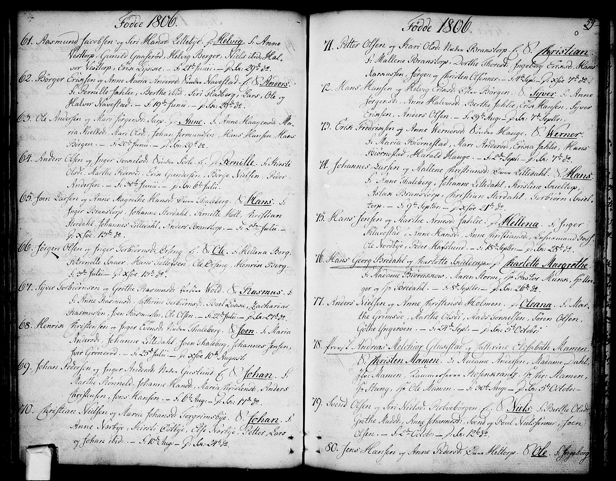 SAO, Skjeberg prestekontor Kirkebøker, F/Fa/L0003: Ministerialbok nr. I 3, 1792-1814, s. 59