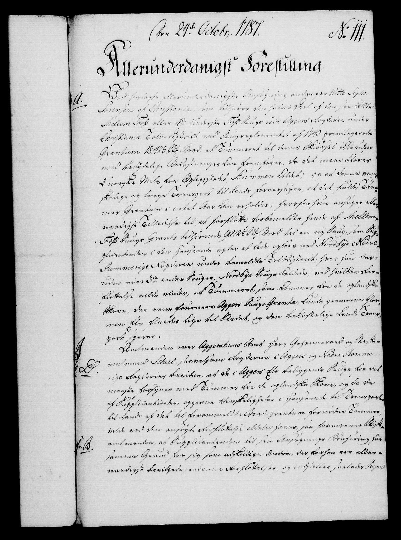 RA, Rentekammeret, Kammerkanselliet, G/Gf/Gfa/L0069: Norsk relasjons- og resolusjonsprotokoll (merket RK 52.69), 1787, s. 1109