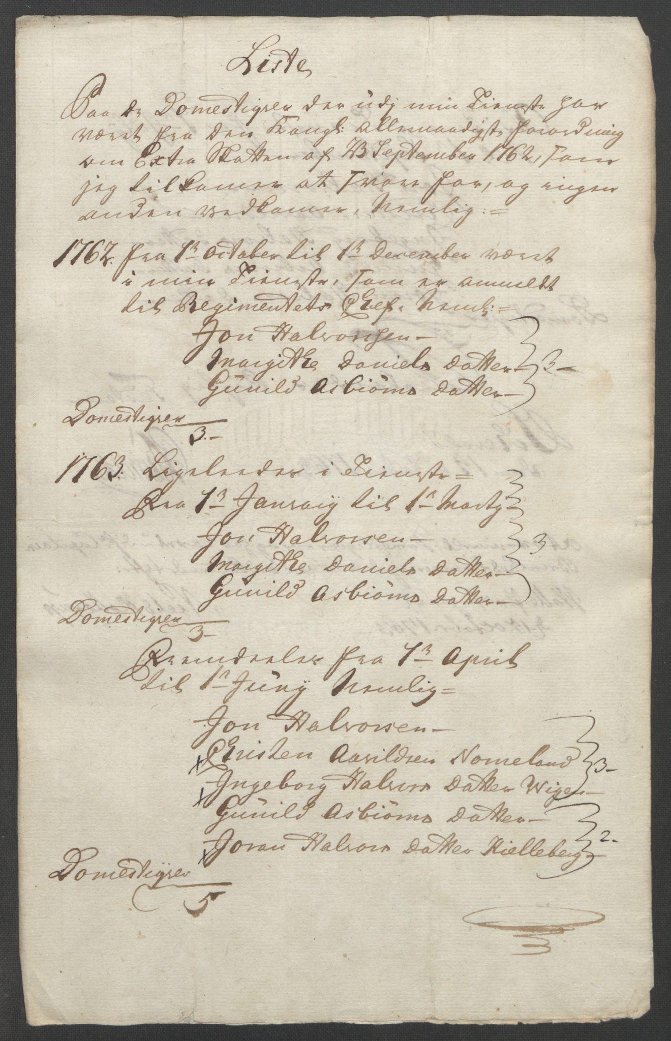 RA, Rentekammeret inntil 1814, Reviderte regnskaper, Fogderegnskap, R40/L2517: Ekstraskatten Råbyggelag, 1762-1763, s. 544