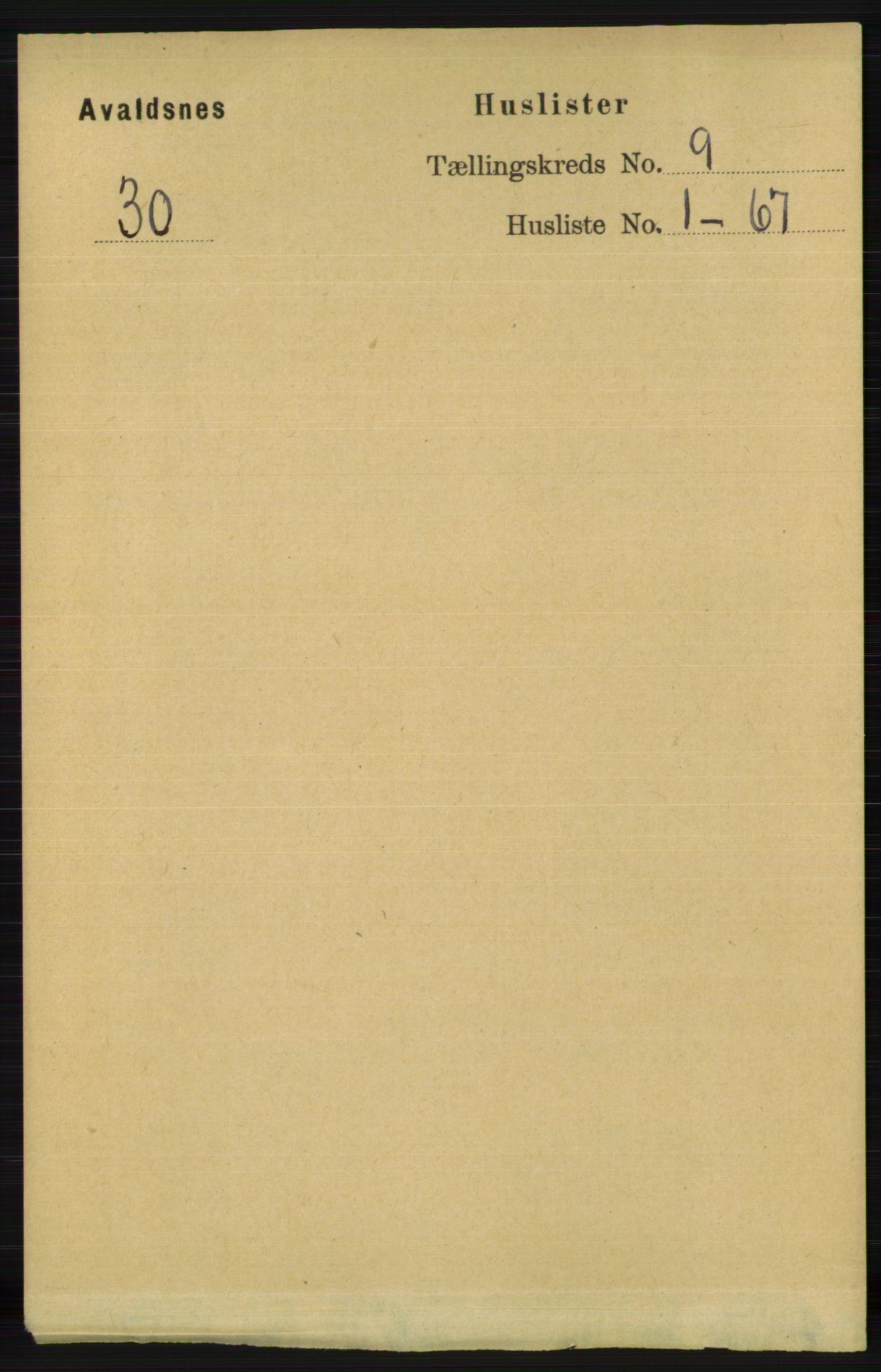 RA, Folketelling 1891 for 1147 Avaldsnes herred, 1891, s. 4890