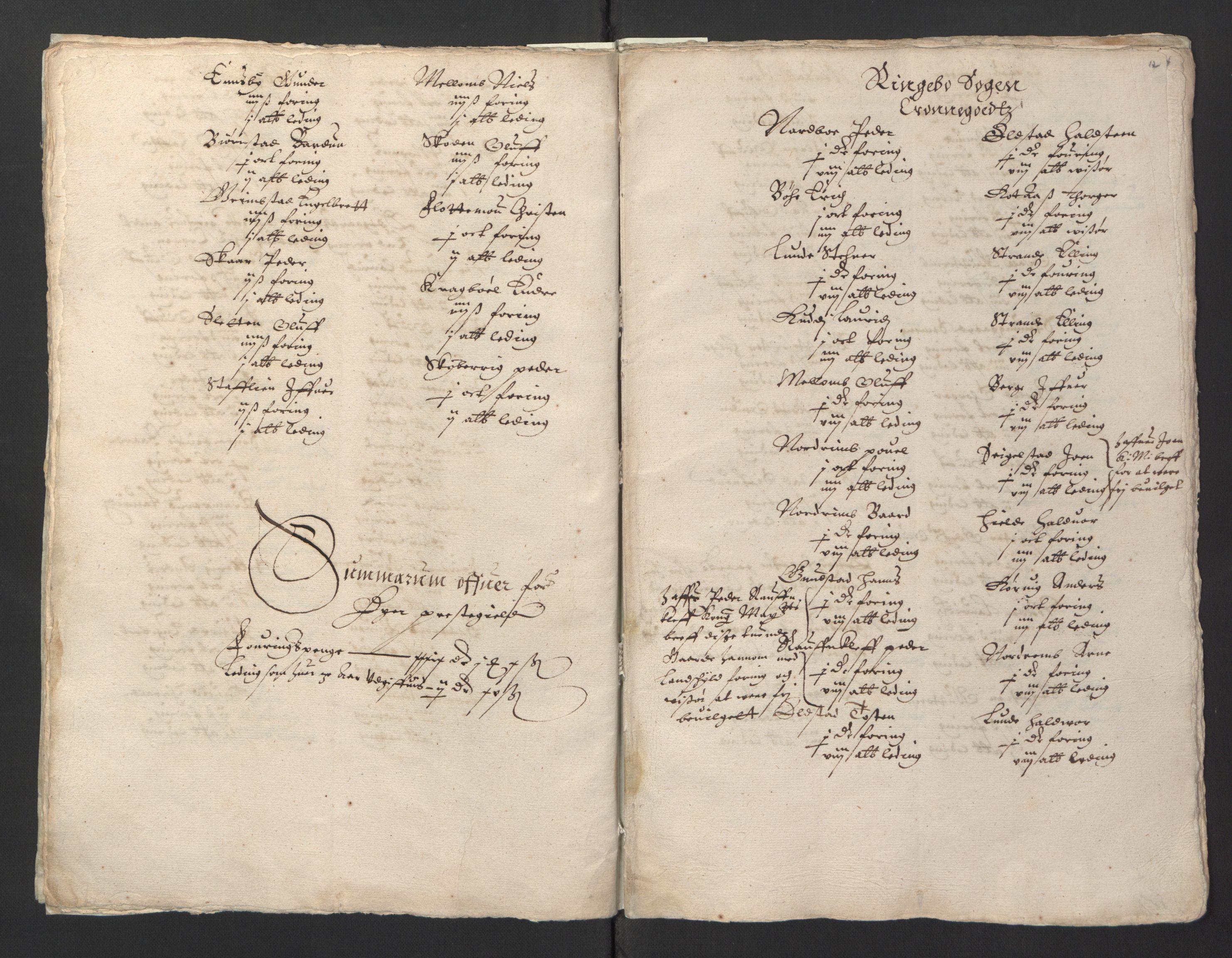 RA, Stattholderembetet 1572-1771, Ek/L0001: Jordebøker før 1624 og til utligning av garnisonsskatt 1624-1626:, 1624-1625, s. 14