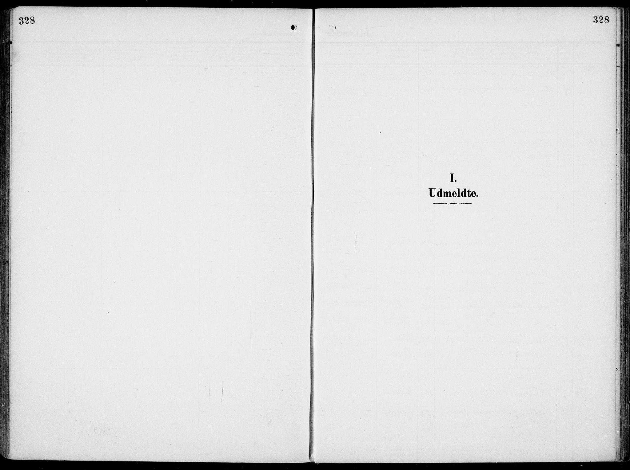 SAKO, Gjerpen kirkebøker, F/Fa/L0012: Ministerialbok nr. 12, 1905-1913, s. 328