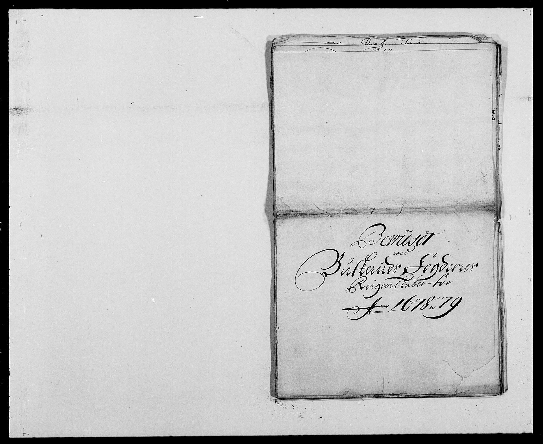 RA, Rentekammeret inntil 1814, Reviderte regnskaper, Fogderegnskap, R25/L1674: Fogderegnskap Buskerud, 1678-1681, s. 389