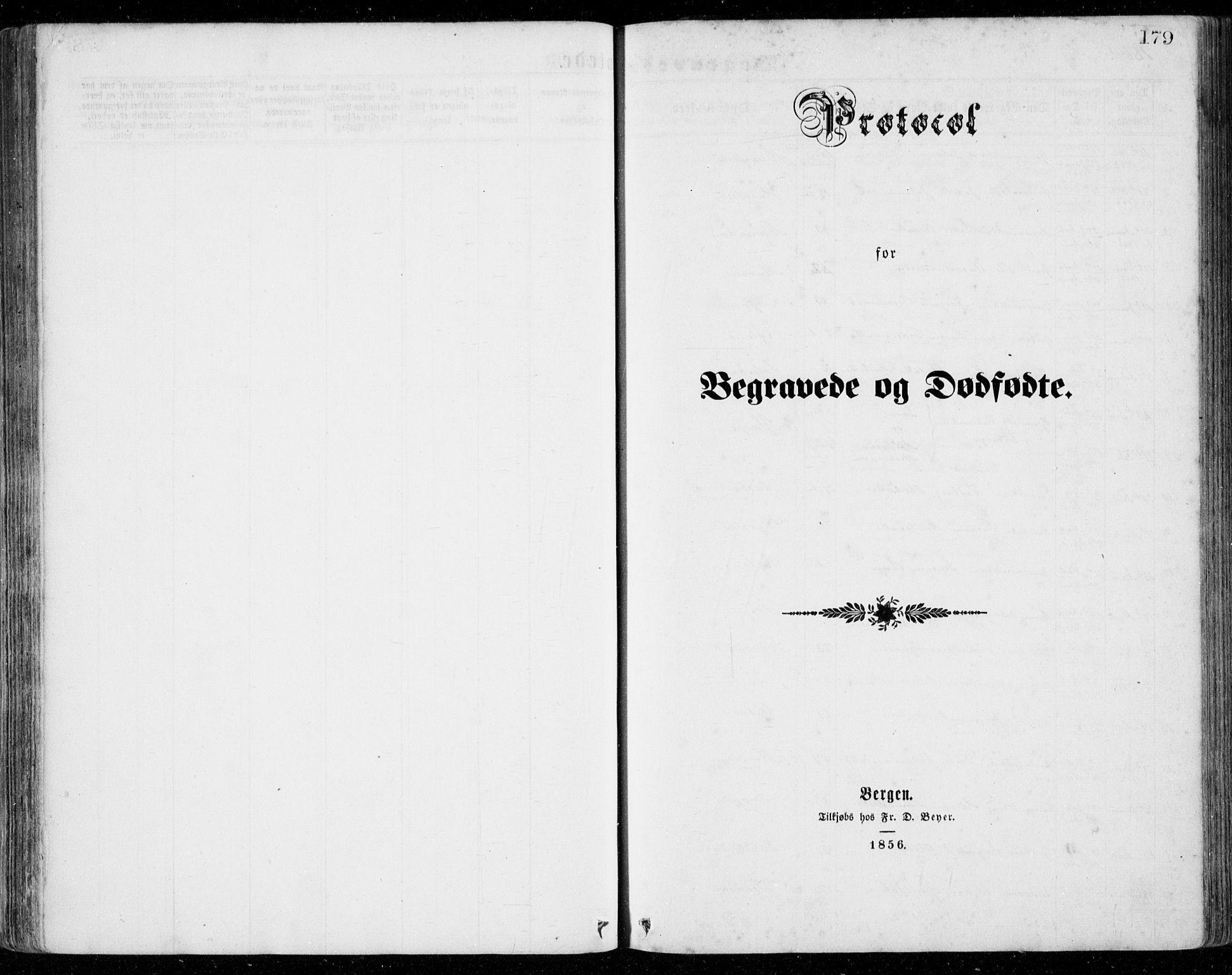 SAB, Bremanger Sokneprestembete, H/Haa: Ministerialbok nr. A  1, 1864-1883, s. 179