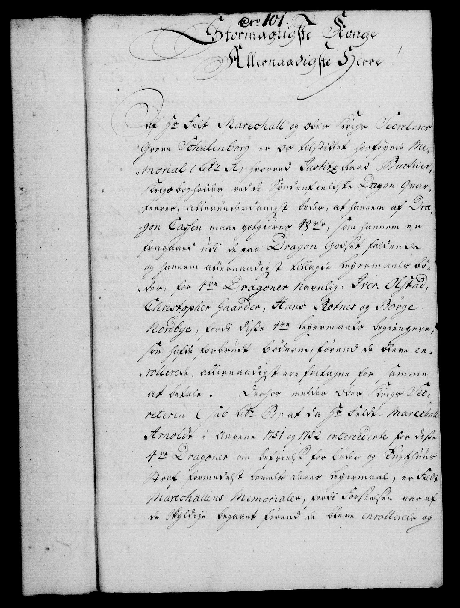 RA, Rentekammeret, Kammerkanselliet, G/Gf/Gfa/L0035: Norsk relasjons- og resolusjonsprotokoll (merket RK 52.35), 1753, s. 596
