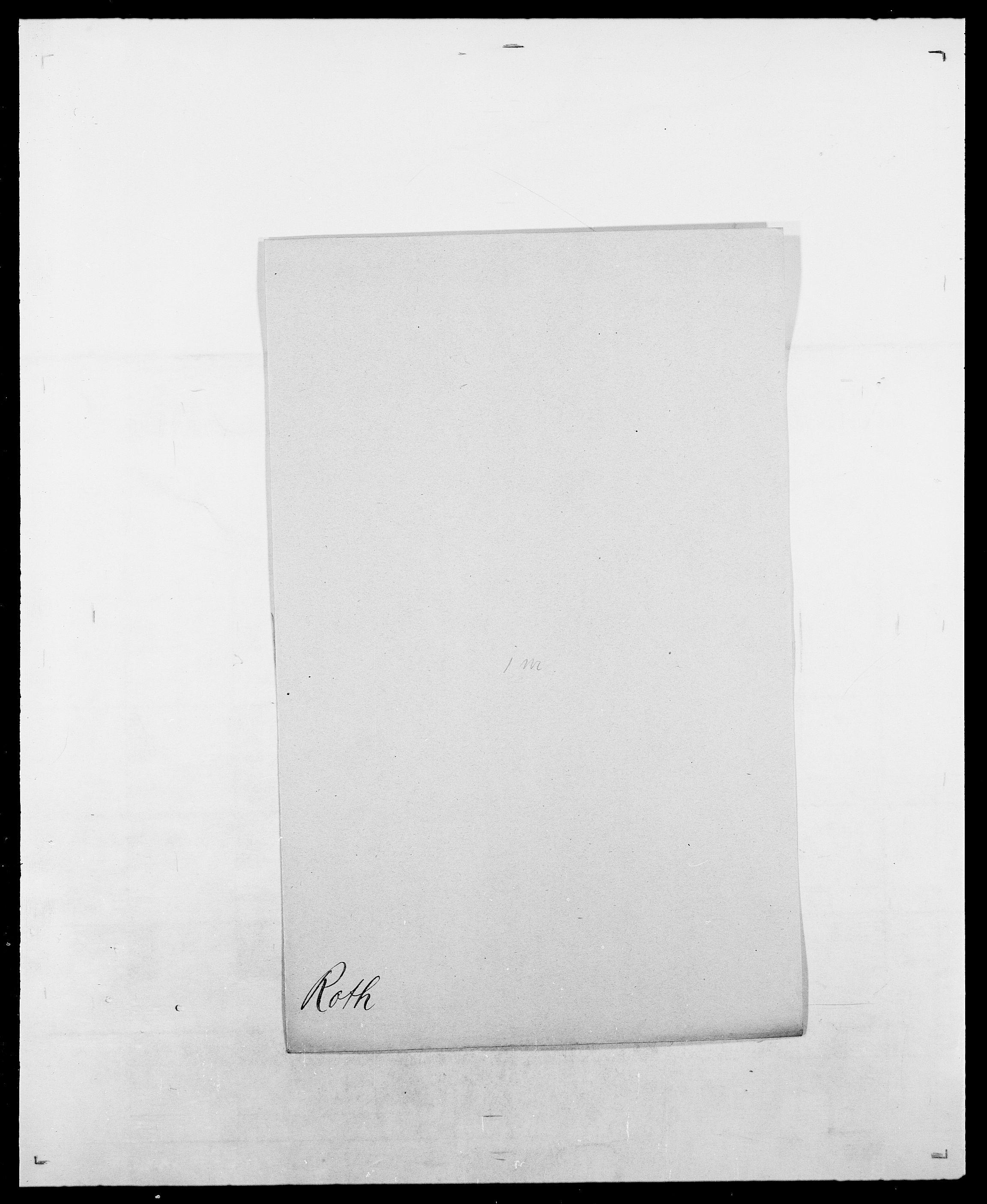 SAO, Delgobe, Charles Antoine - samling, D/Da/L0033: Roald - Røyem, s. 386