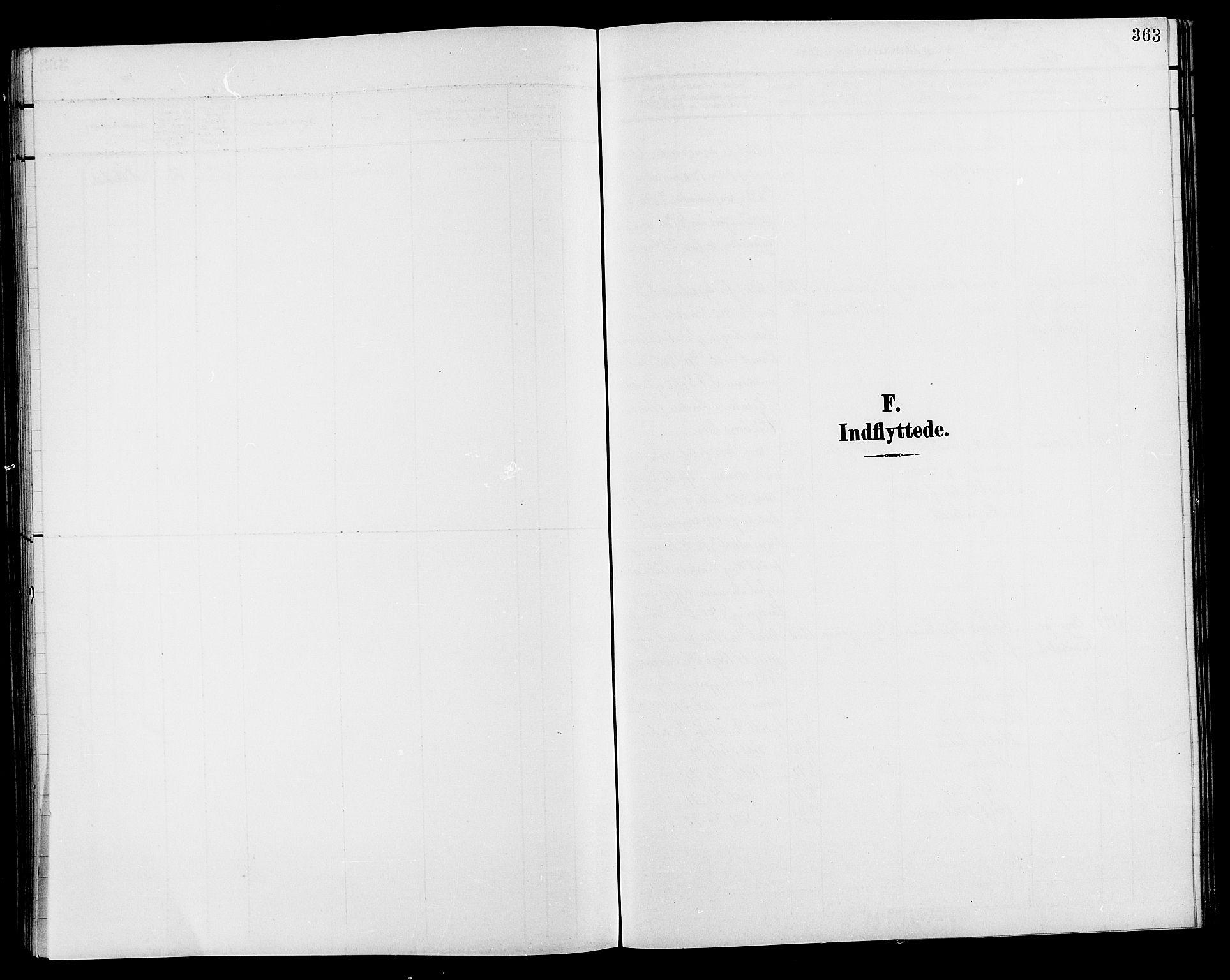 SAH, Lillehammer prestekontor, Klokkerbok nr. 1, 1901-1913, s. 363