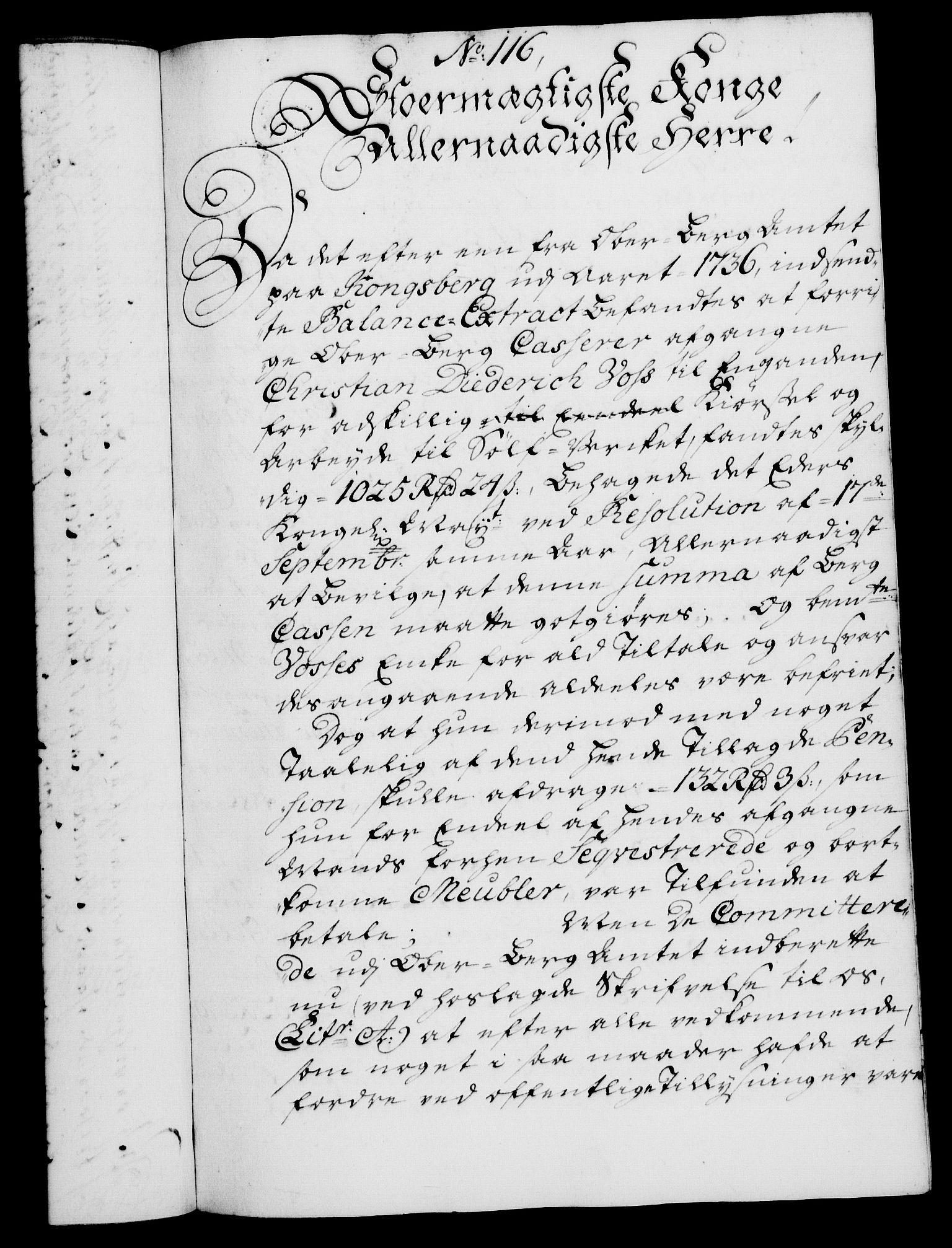 RA, Rentekammeret, Kammerkanselliet, G/Gf/Gfa/L0023: Norsk relasjons- og resolusjonsprotokoll (merket RK 52.23), 1740, s. 770