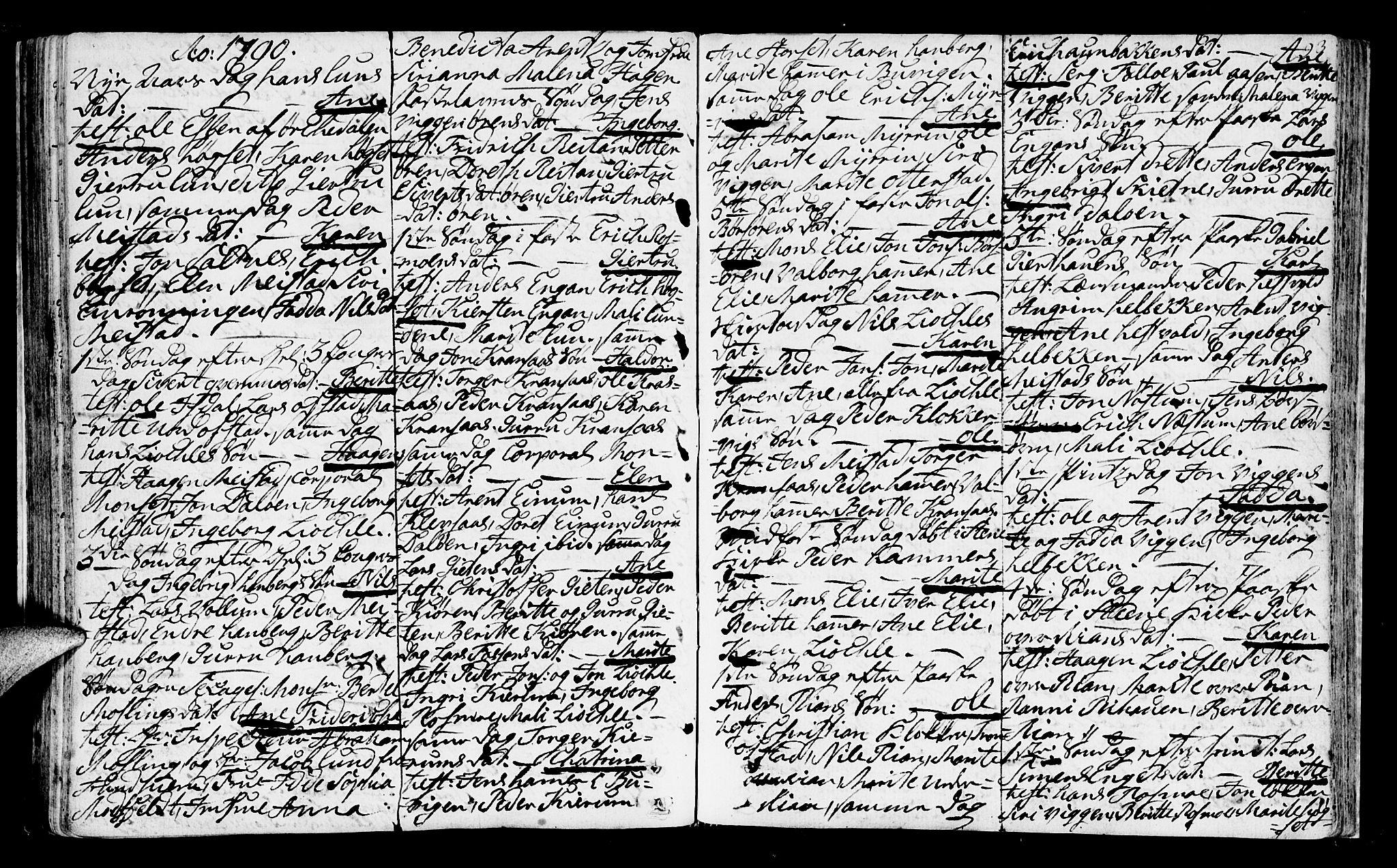 SAT, Ministerialprotokoller, klokkerbøker og fødselsregistre - Sør-Trøndelag, 665/L0768: Ministerialbok nr. 665A03, 1754-1803, s. 93