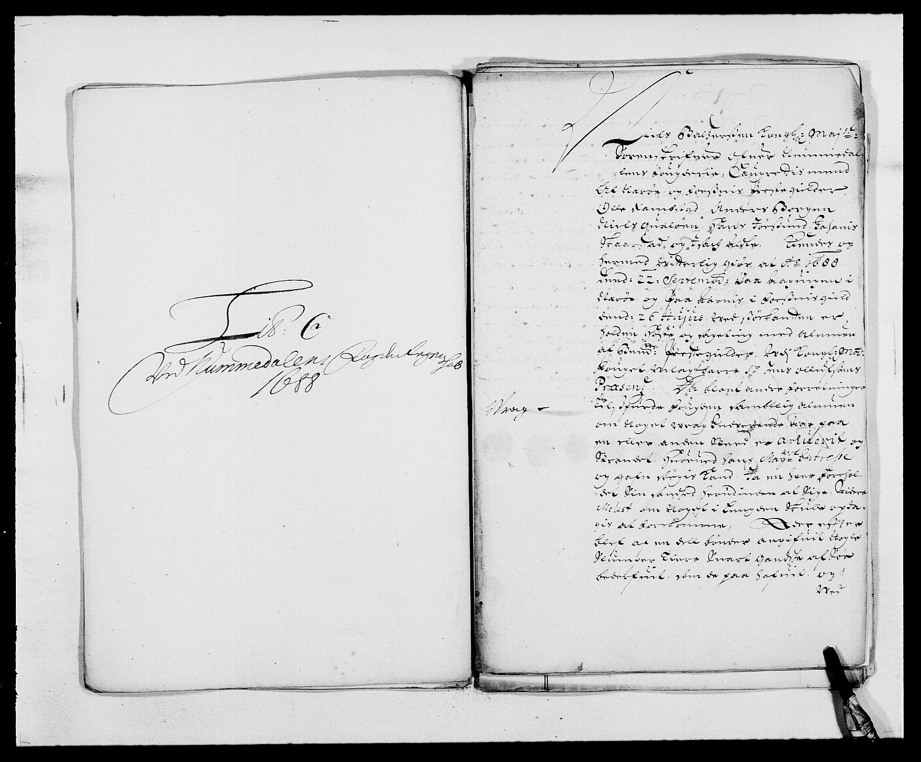 RA, Rentekammeret inntil 1814, Reviderte regnskaper, Fogderegnskap, R64/L4422: Fogderegnskap Namdal, 1687-1689, s. 167