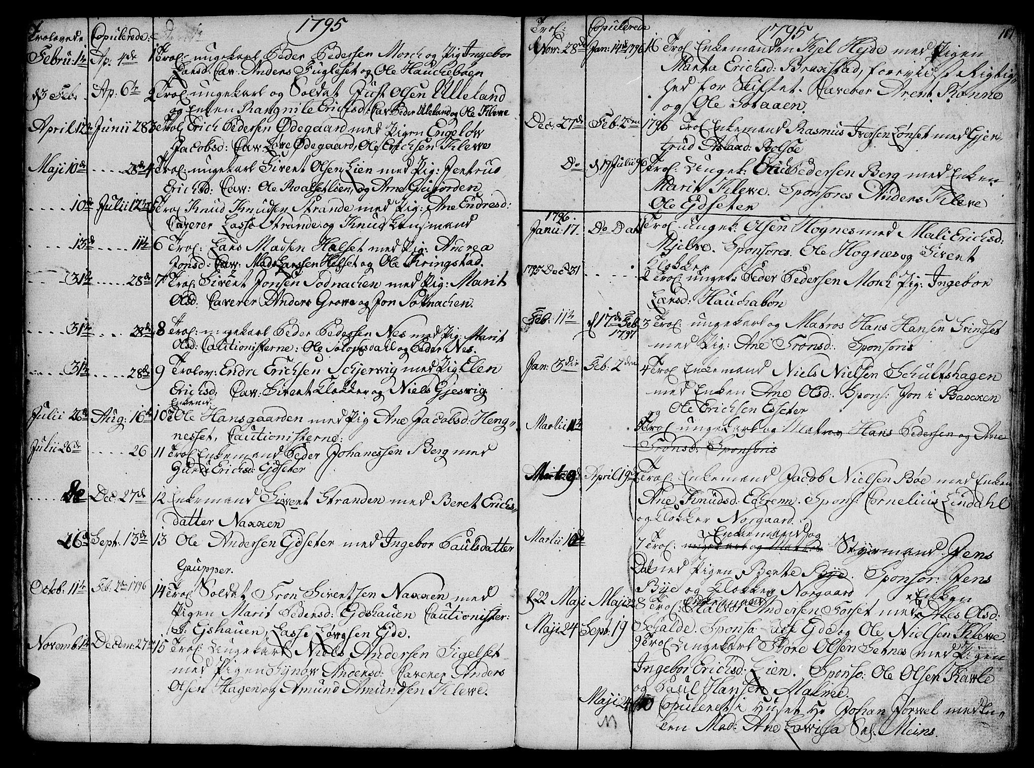 SAT, Ministerialprotokoller, klokkerbøker og fødselsregistre - Møre og Romsdal, 555/L0649: Ministerialbok nr. 555A02 /1, 1795-1821, s. 117