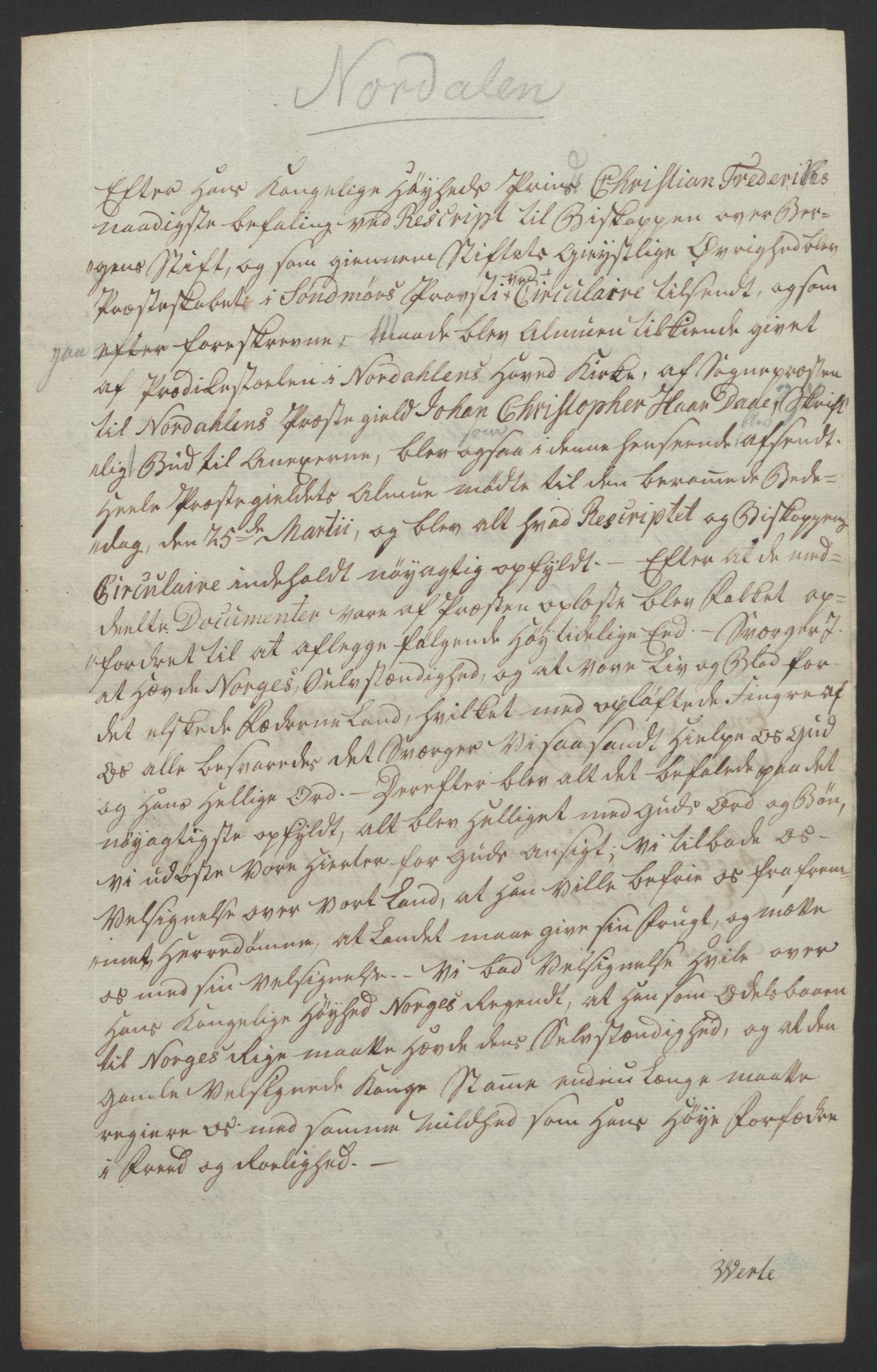 RA, Statsrådssekretariatet, D/Db/L0008: Fullmakter for Eidsvollsrepresentantene i 1814. , 1814, s. 394